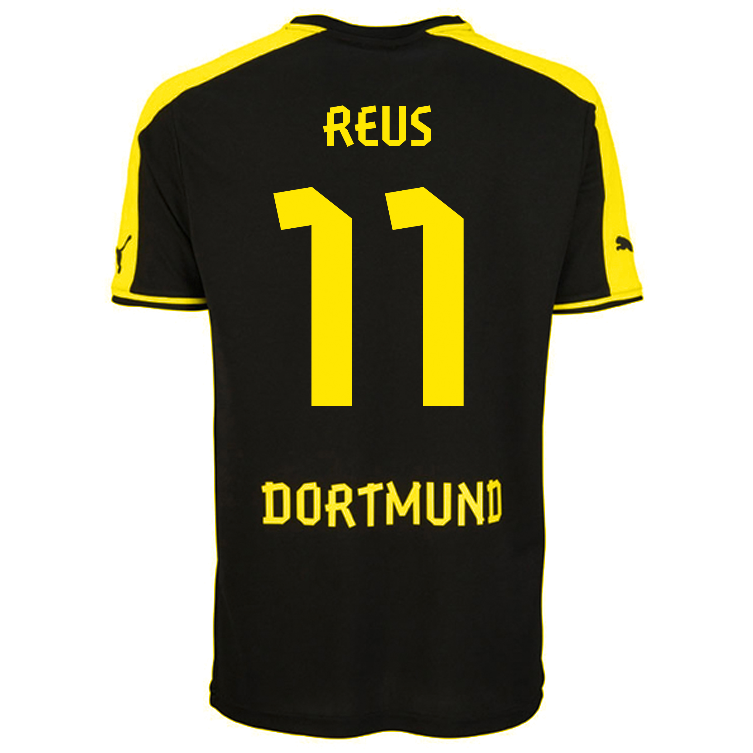 BVB Away Shirt 2013/14 with Reus 11 printing