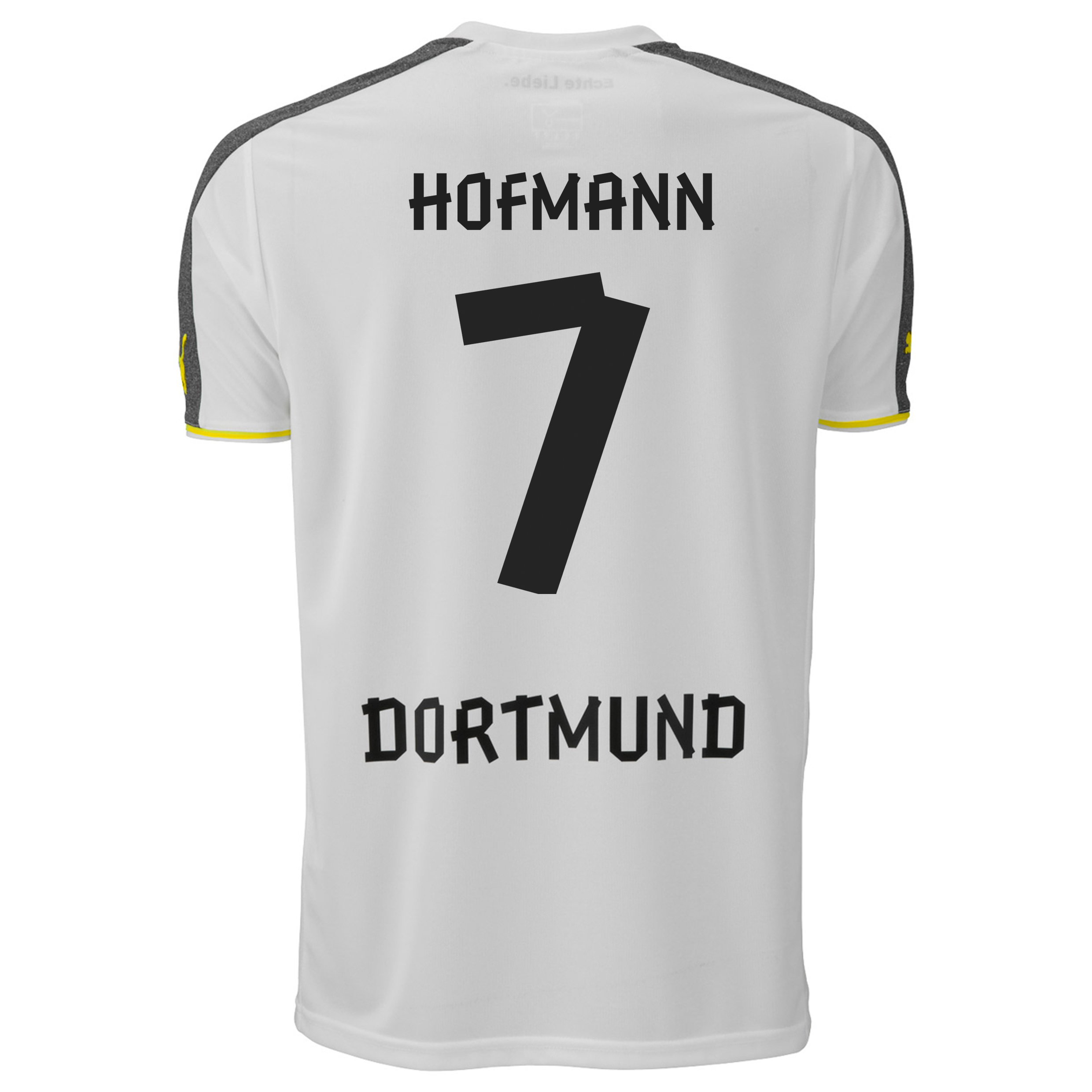 BVB Third Shirt 2013/14 with Hofmann 7 printing