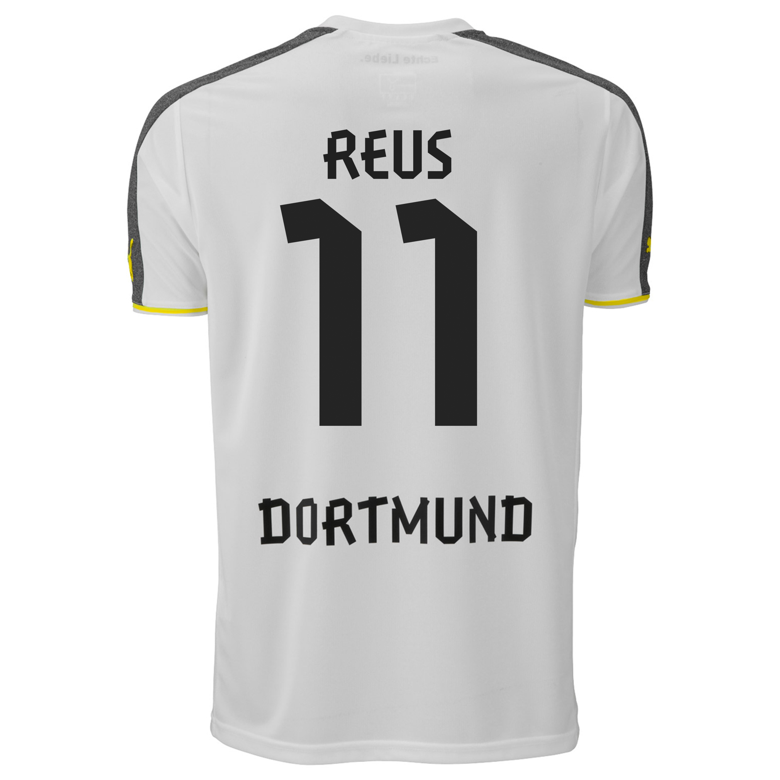BVB Third Shirt 2013/14 with Reus 11 printing