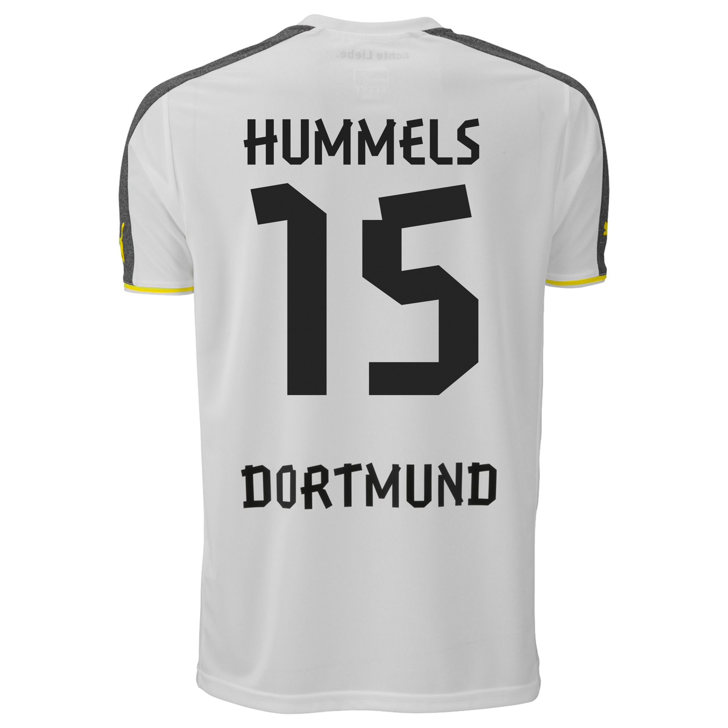BVB Third Shirt 2013/14 with Hummels 15 printing