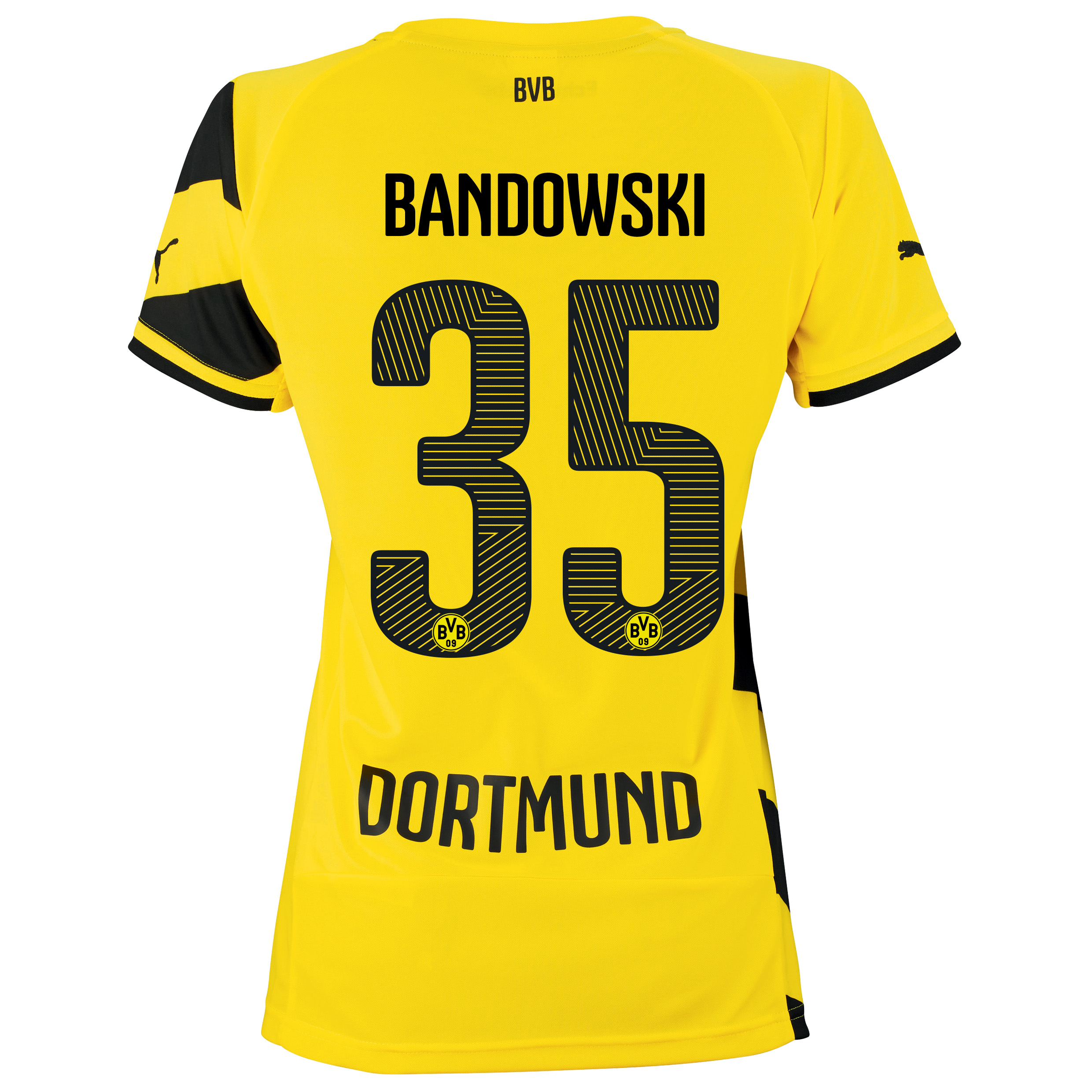 BVB Home Shirt 2014/15 - Womens with Bandowski 35 printing