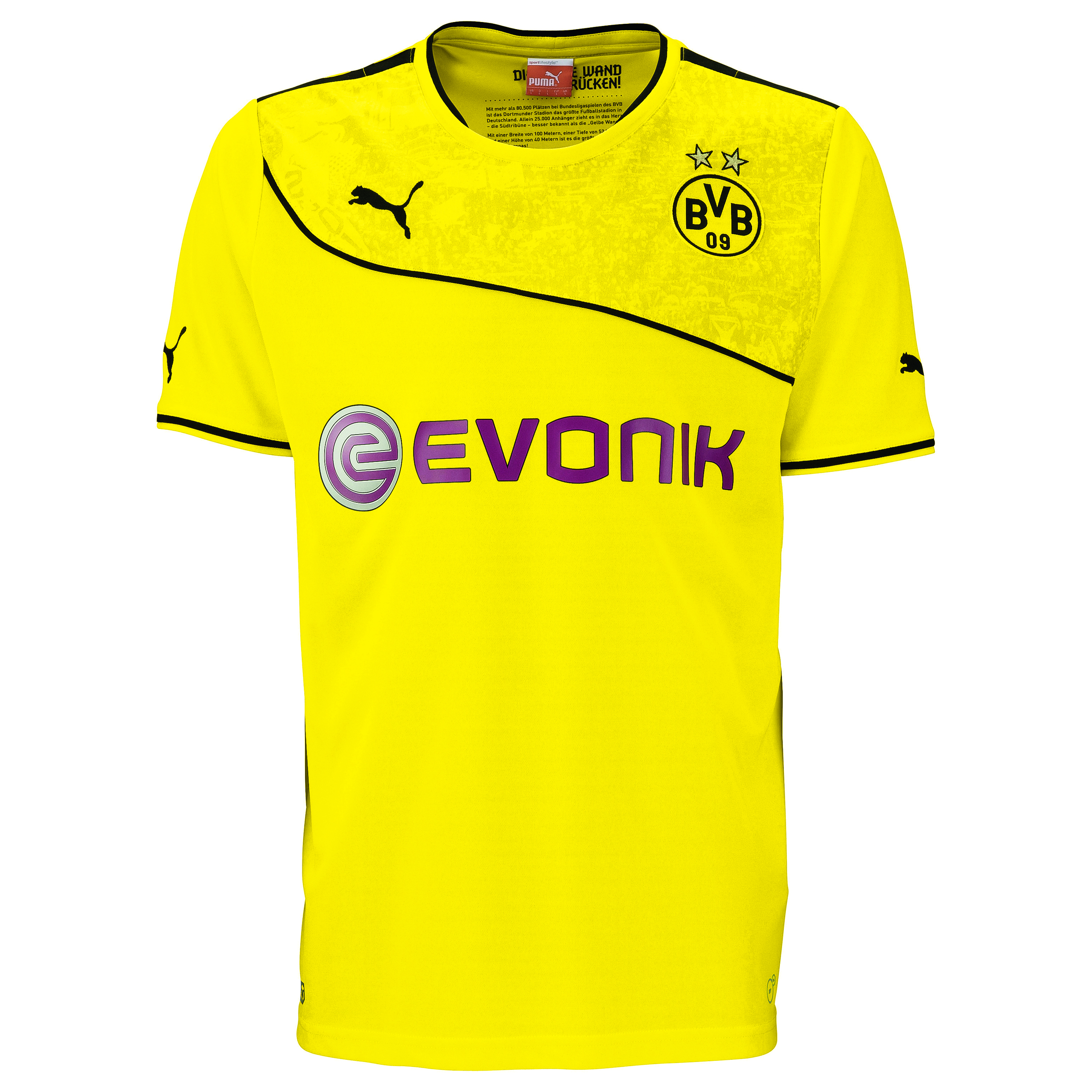 BVB Christmas Home Shirt 2013/14