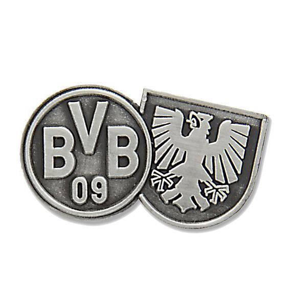 BVB Coat of Arms Pin Badge