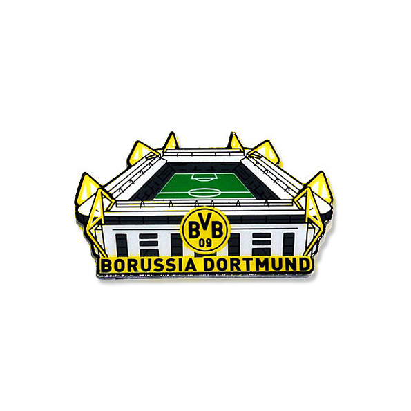 BVB Stadium Pin Badge