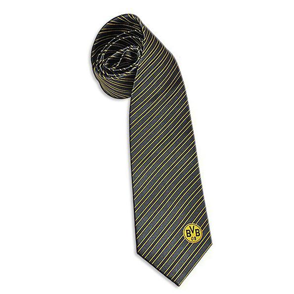 BVB Silk Pinstripe Tie