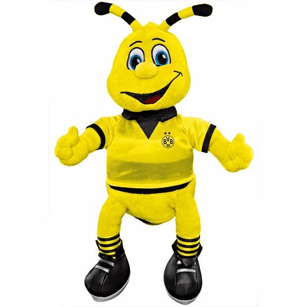 Image of BVB 30cm EMMA Mascot Plush
