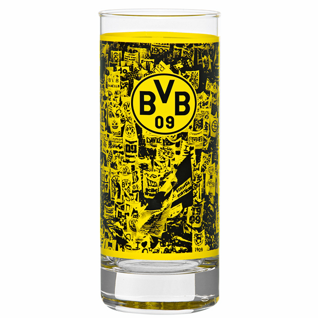 BVB Water Glass (Set of 2)