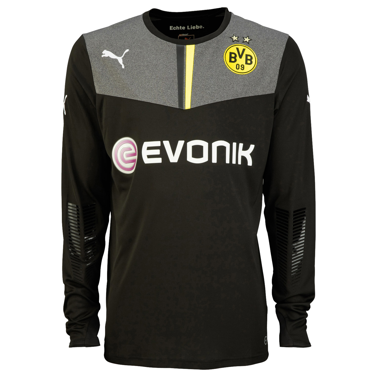 BVB Home Goalkeeper Shirt 2013/14 - Kids