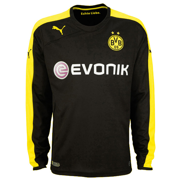 BVB Away Shirt 2013/14 - Long Sleeve
