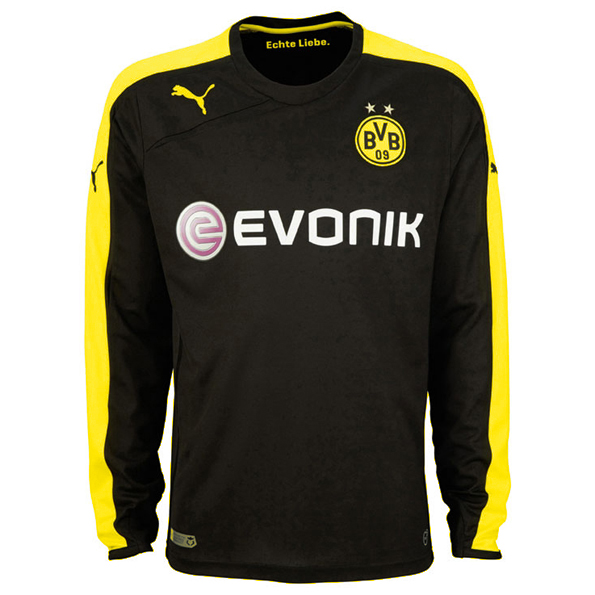 BVB Away Shirt 2013/14 - Long Sleeve - Kids