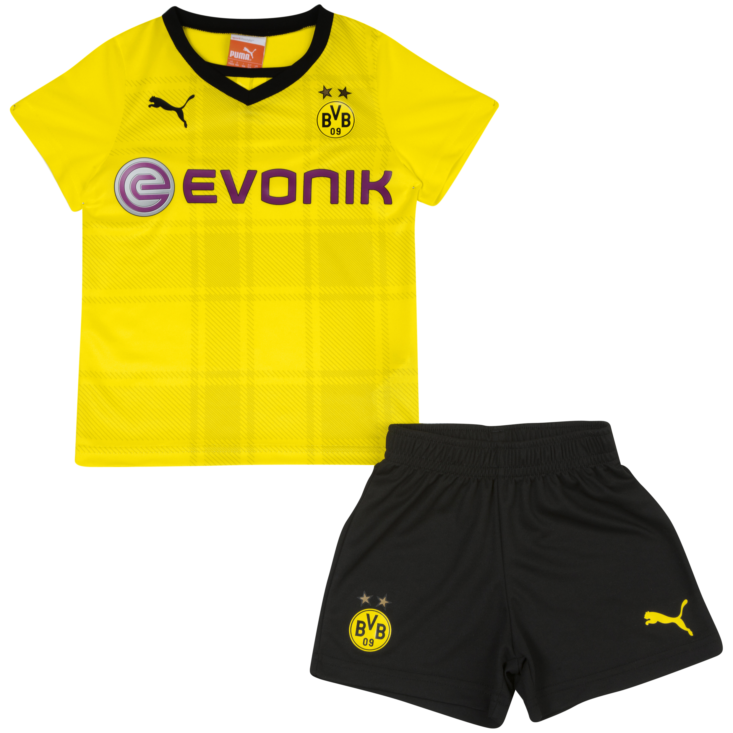 BVB Home Mini Kit 2013/14