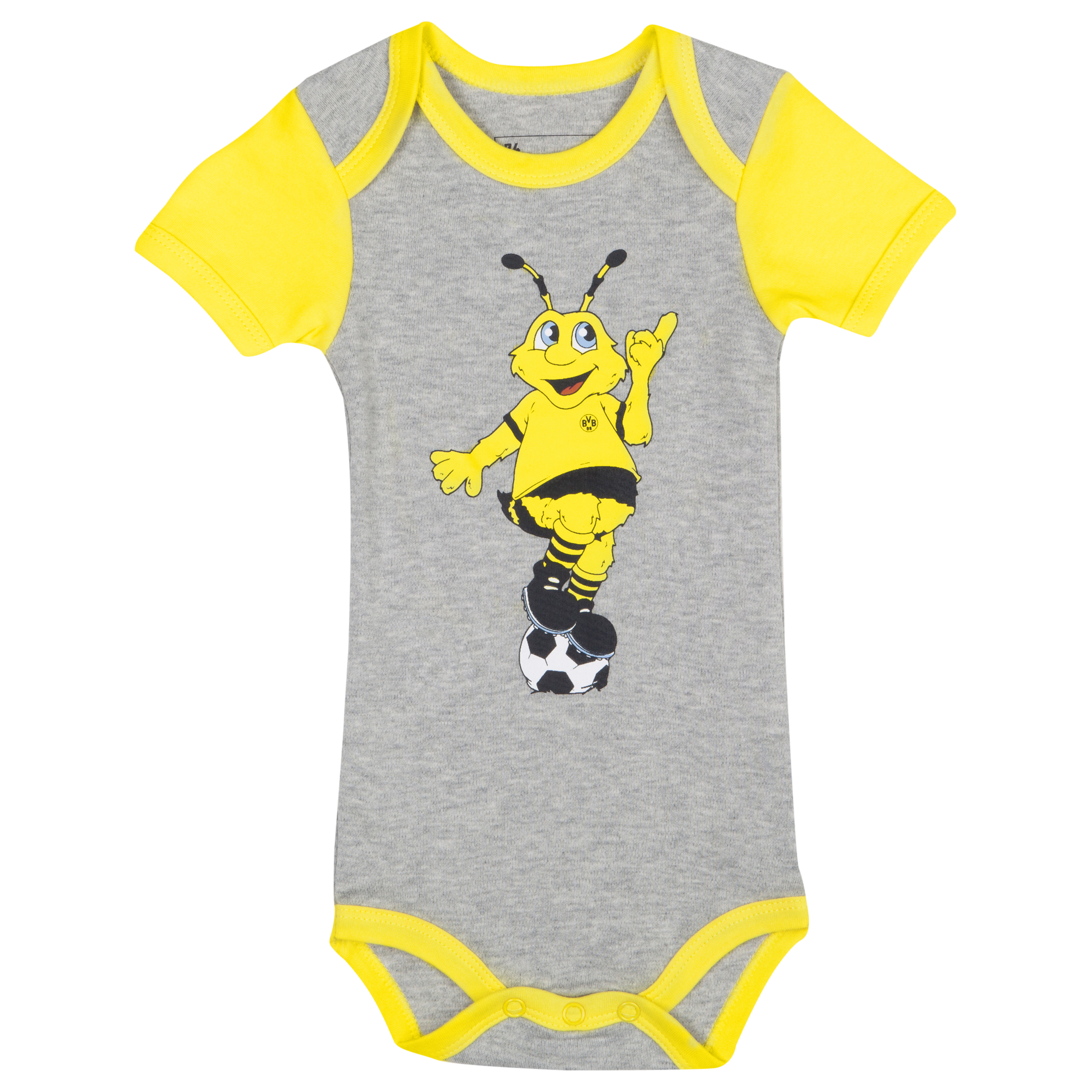 BVB Bodysuit Baby Yellow