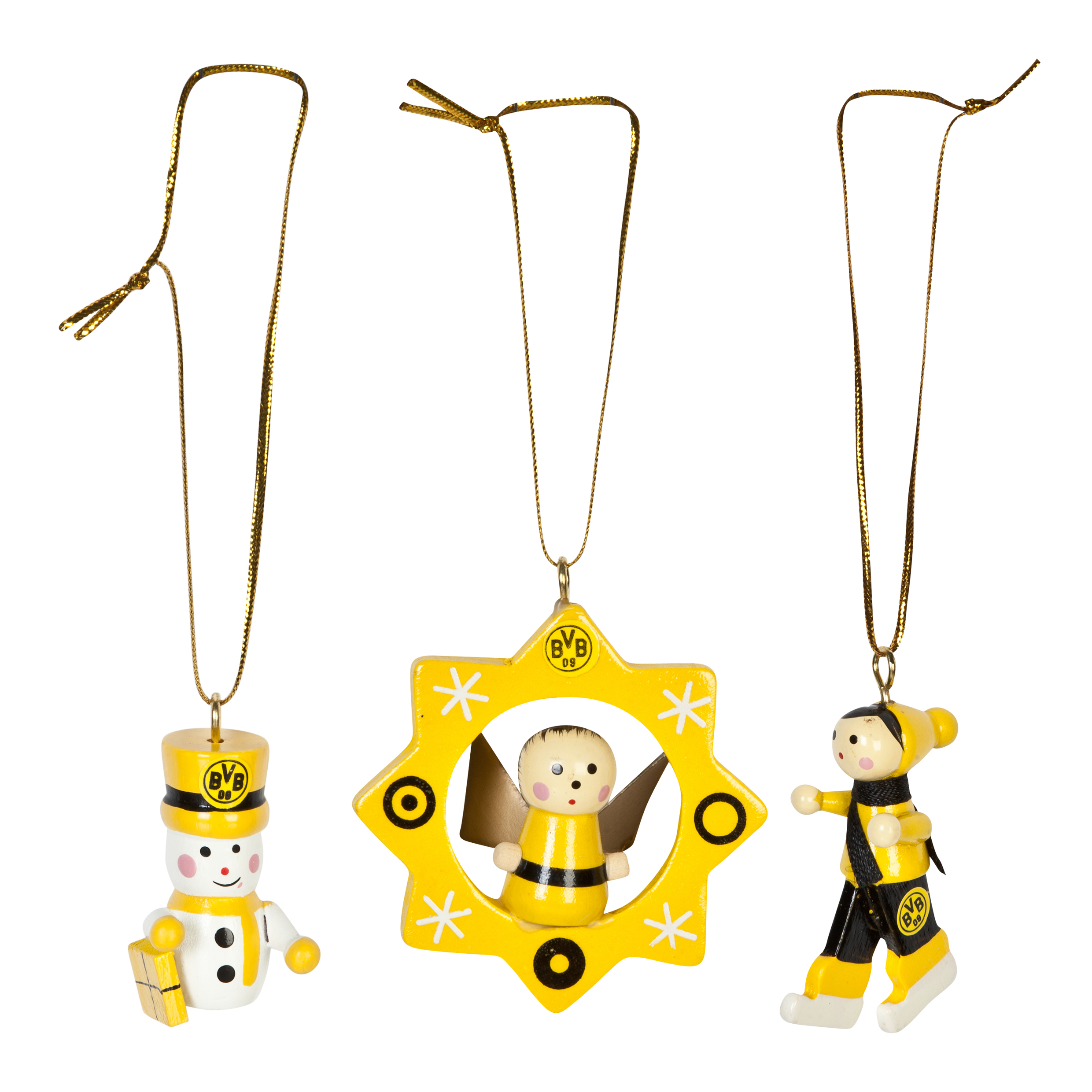 BVB Tree Decorations