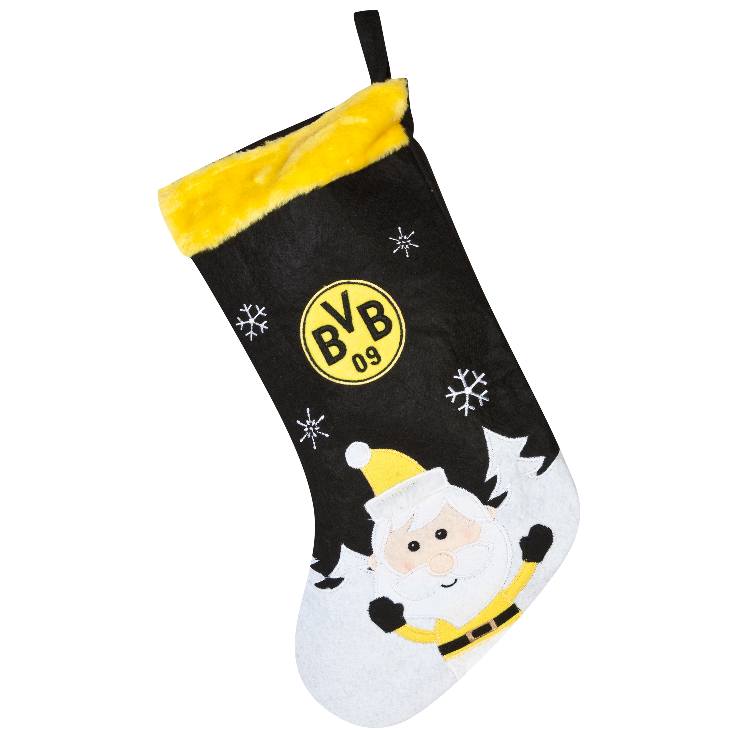 BVB Santa Stocking