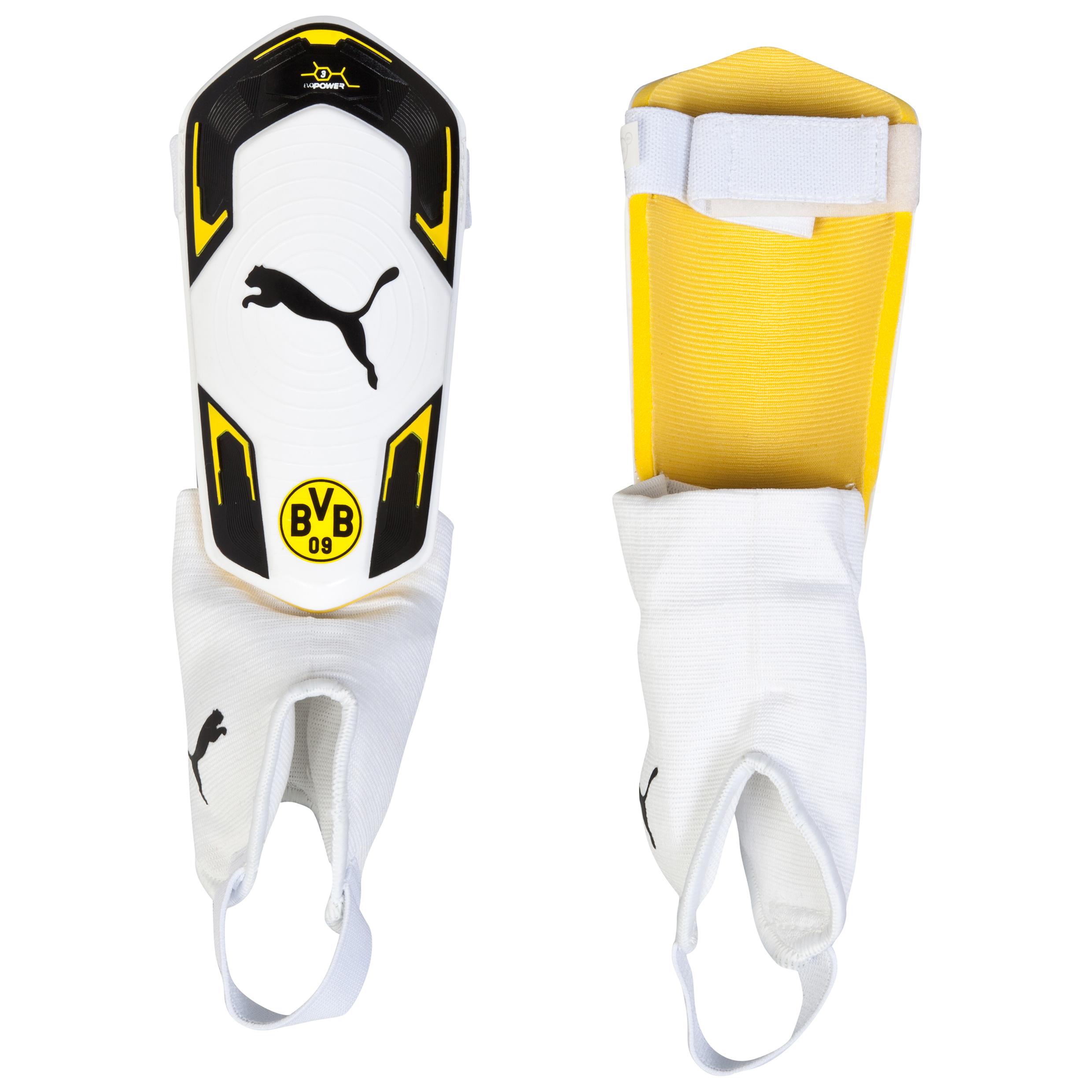 BVB evoPOWER 3 shinguard