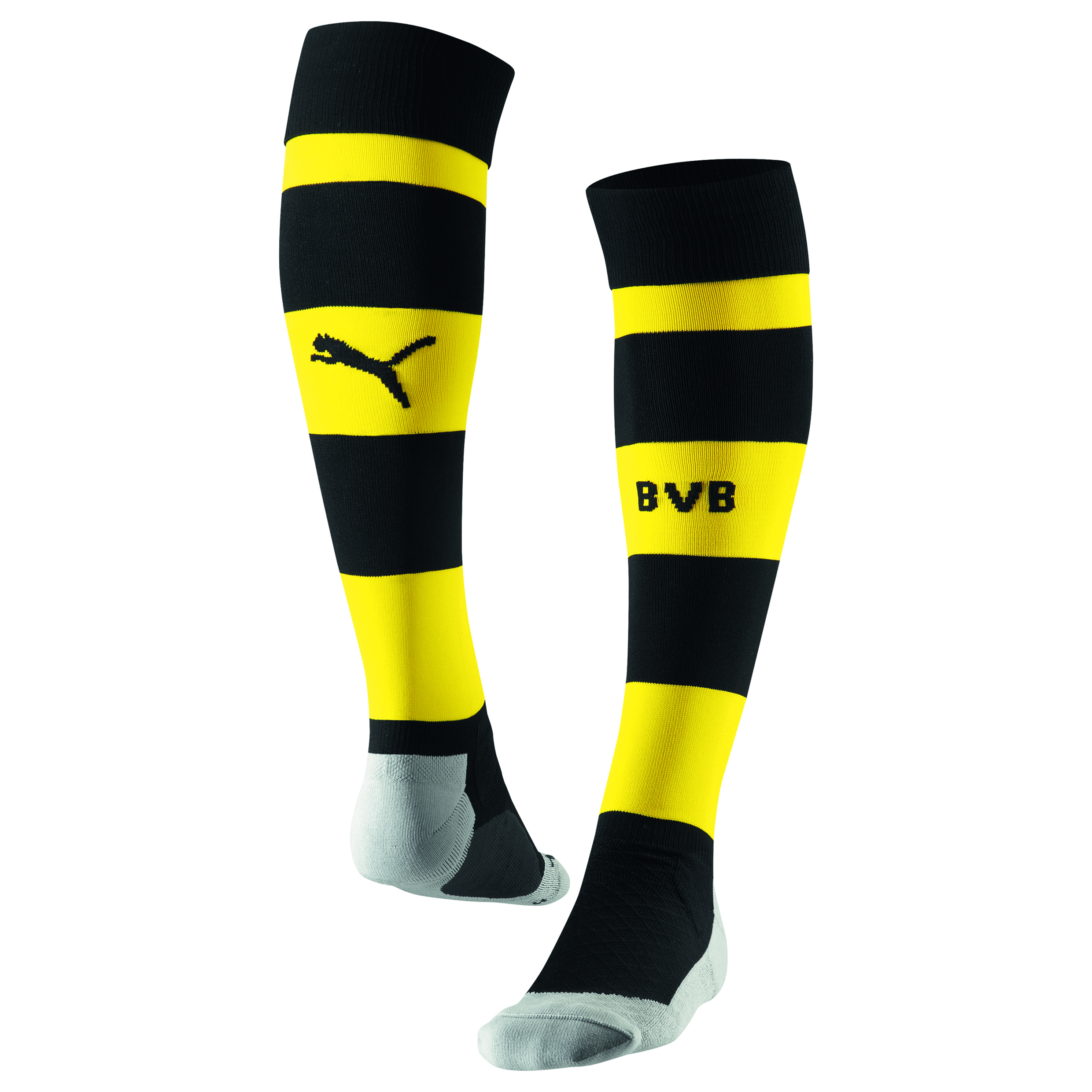 BVB Home Socks 2014/15
