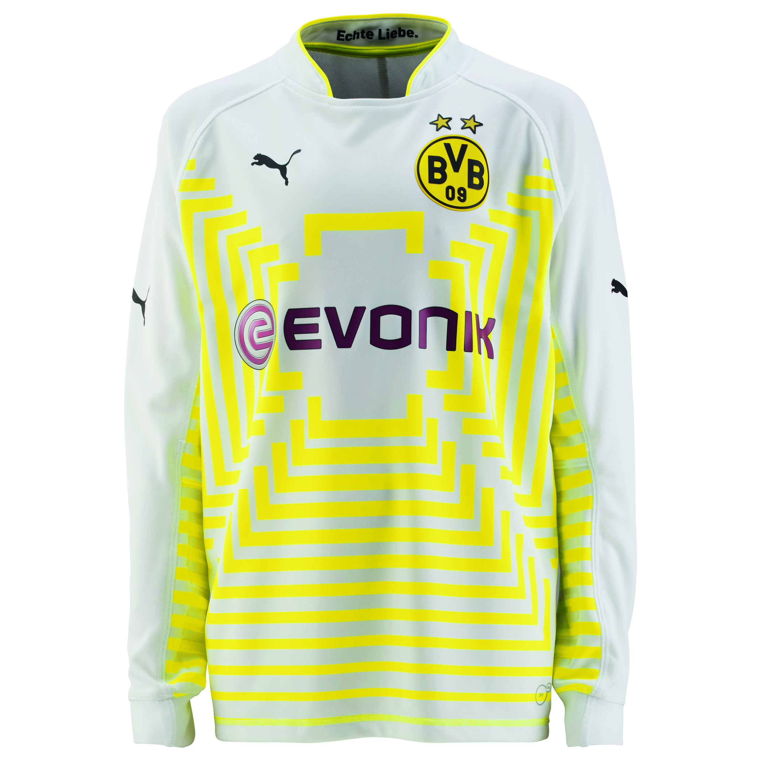 BVB Away Goalkeeper Shirt 2014/15 - Kids