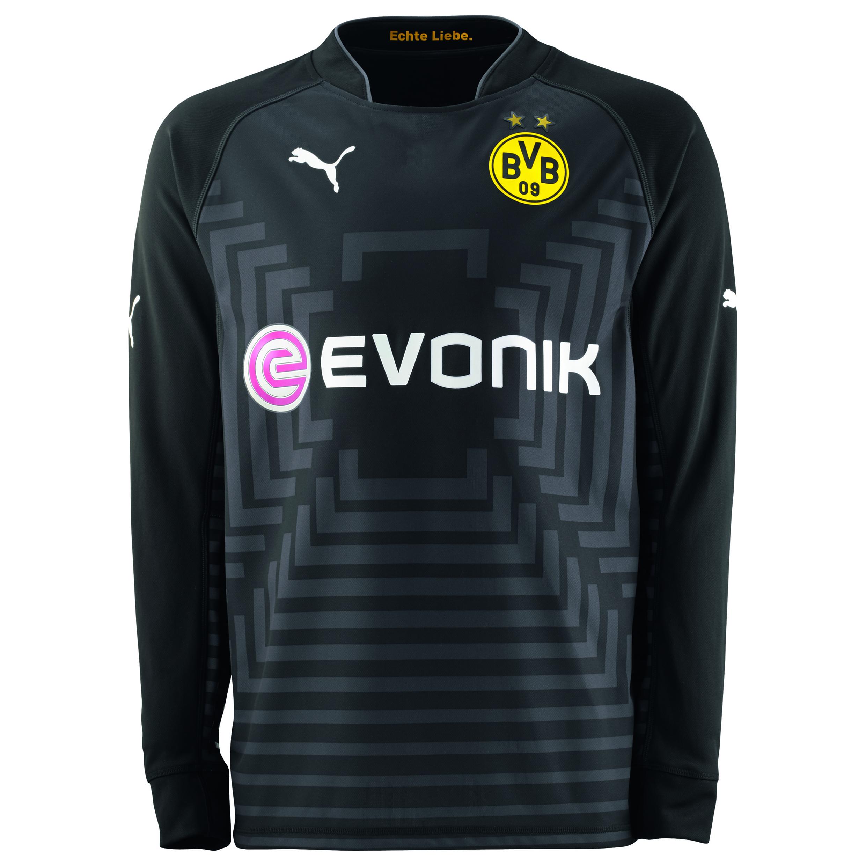 BVB Home Goalkeeper Shirt 2014/15
