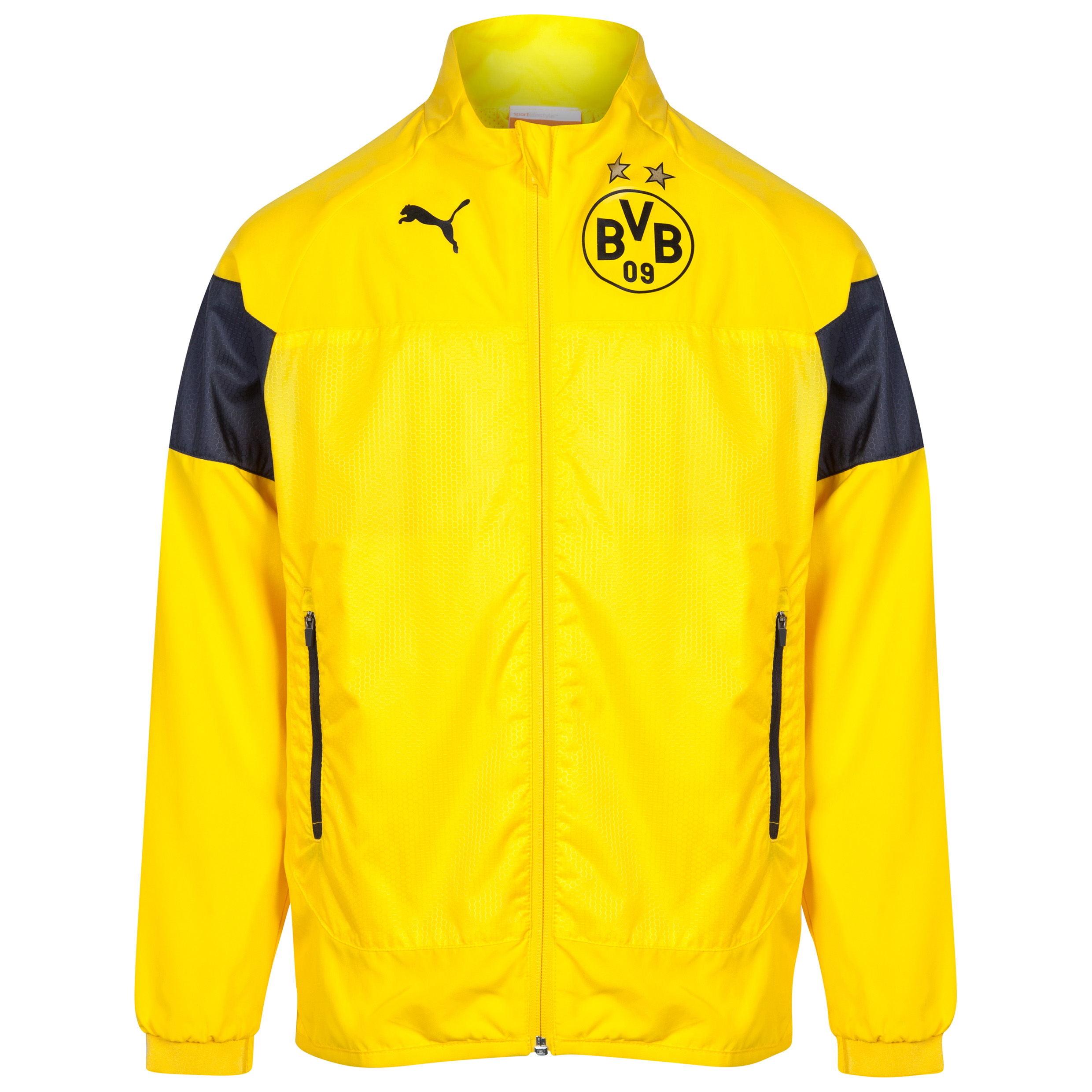 BVB Leisure Jacket - Kids