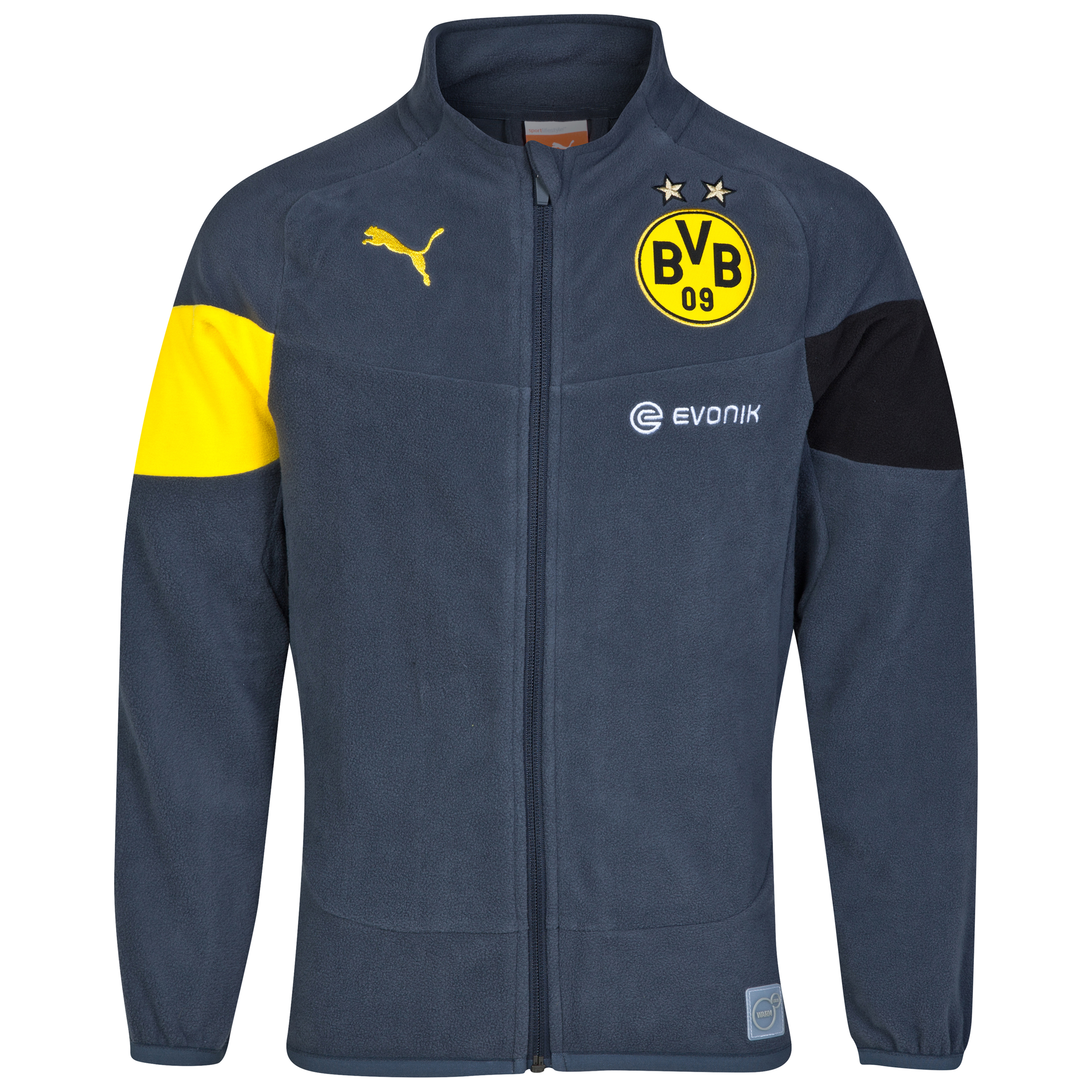 BVB Training Fleece Jacket - Kids