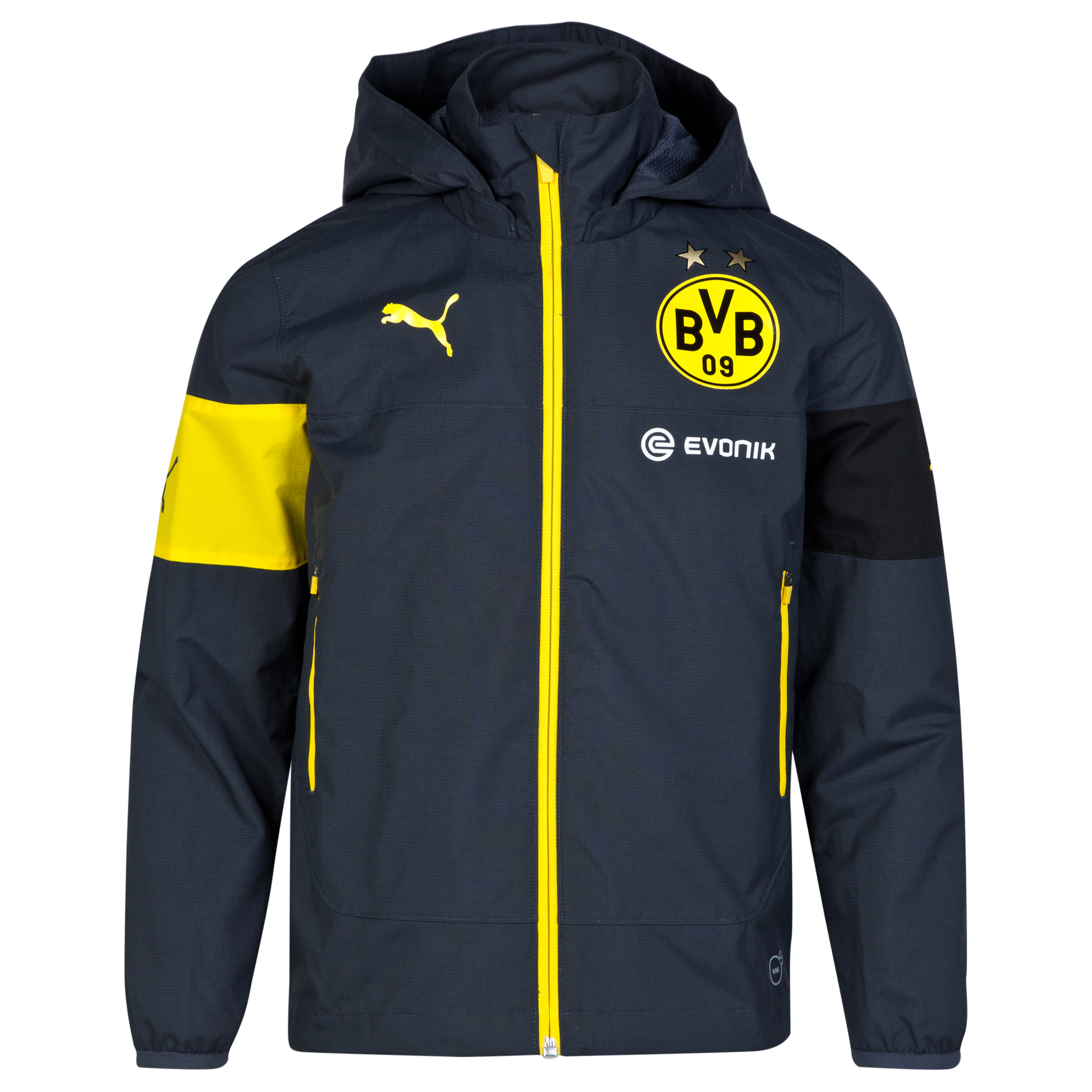 BVB Training Rain Jacket - Kids