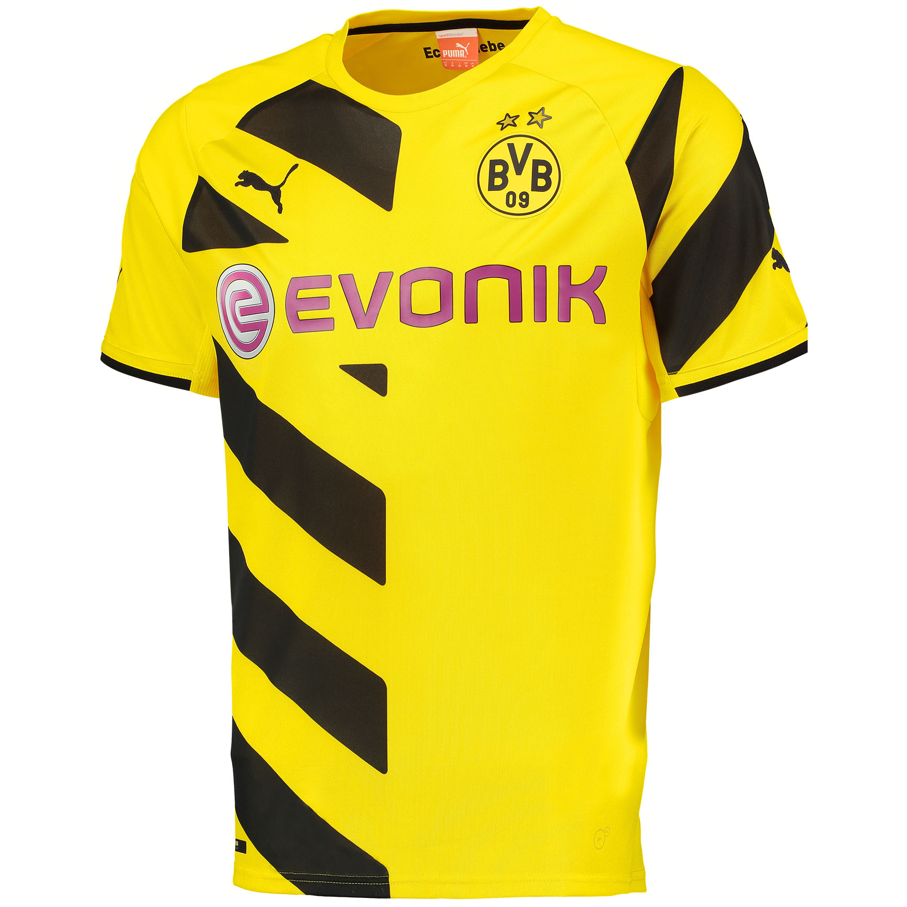 BVB Home Shirt 2014/15 Yellow