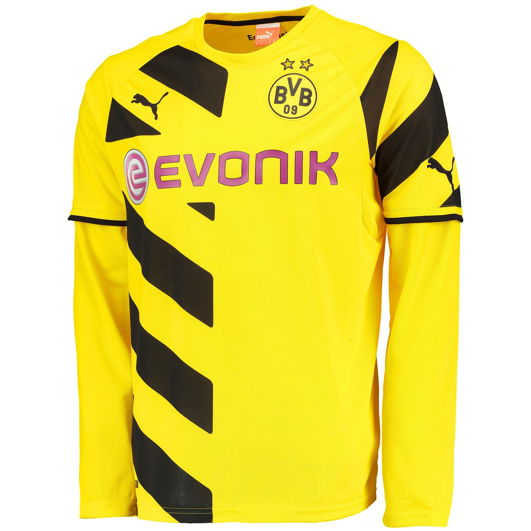 BVB Home Shirt 2014/15 - Long Sleeve