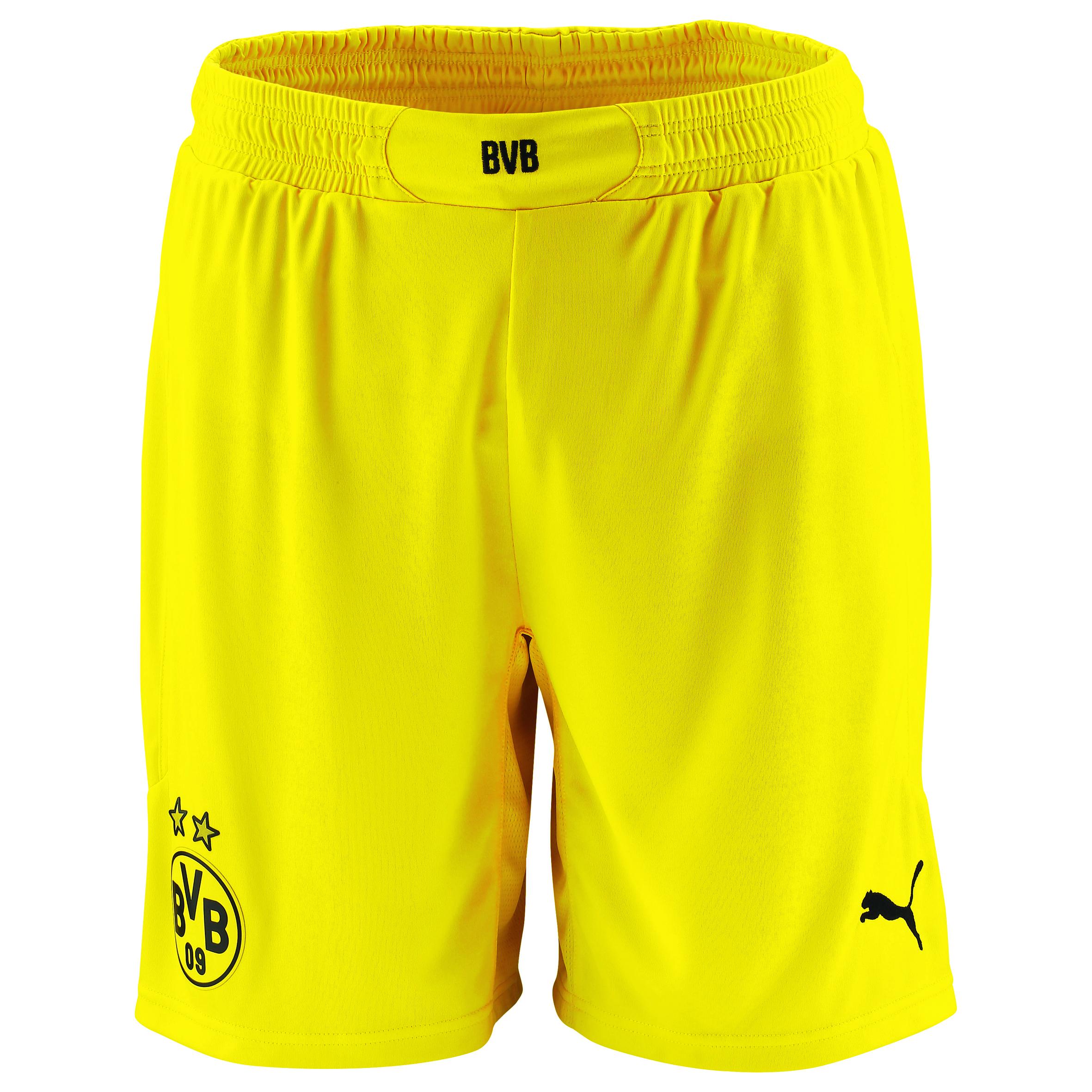 BVB Home Change Shorts 2014/15