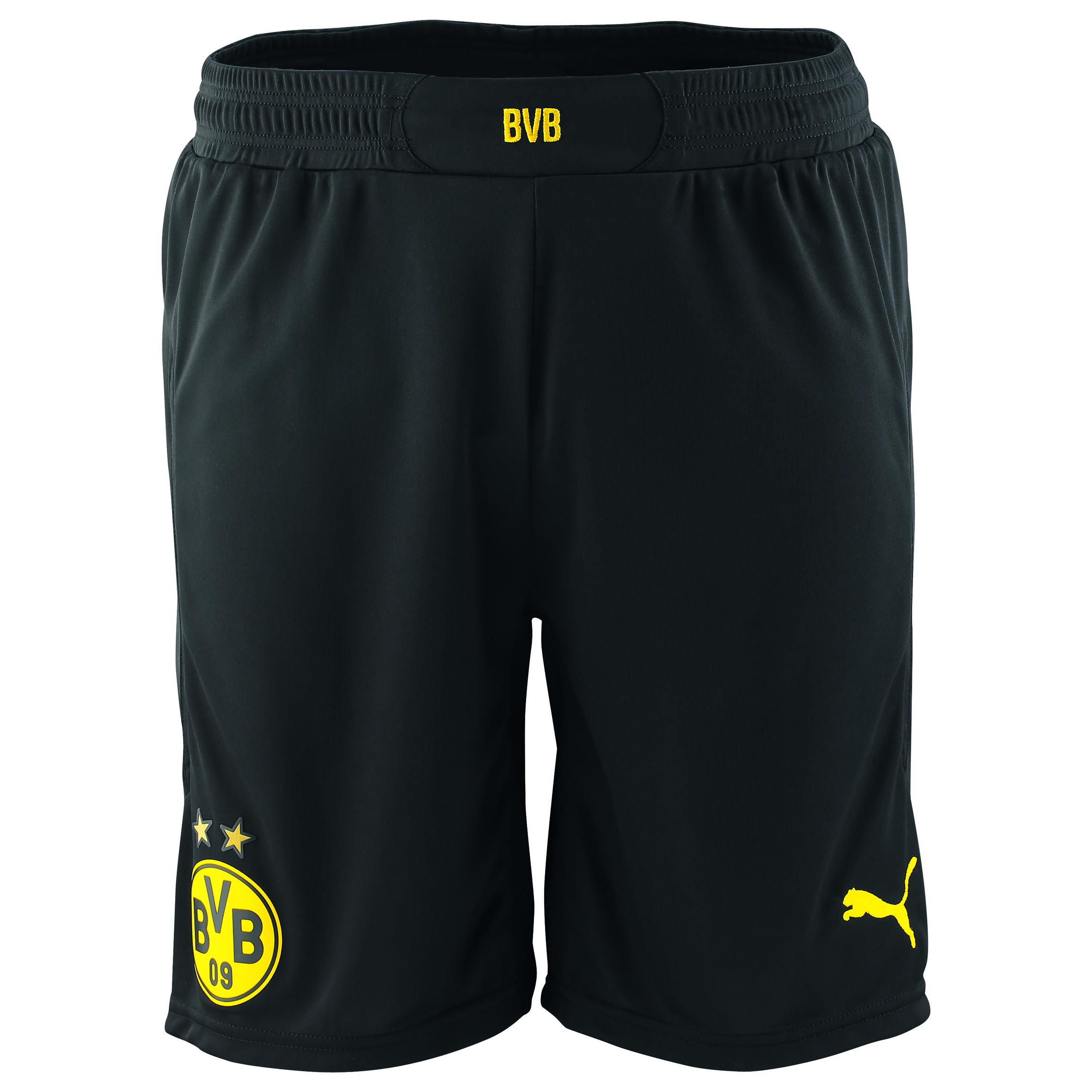 BVB Home Shorts 2014/15