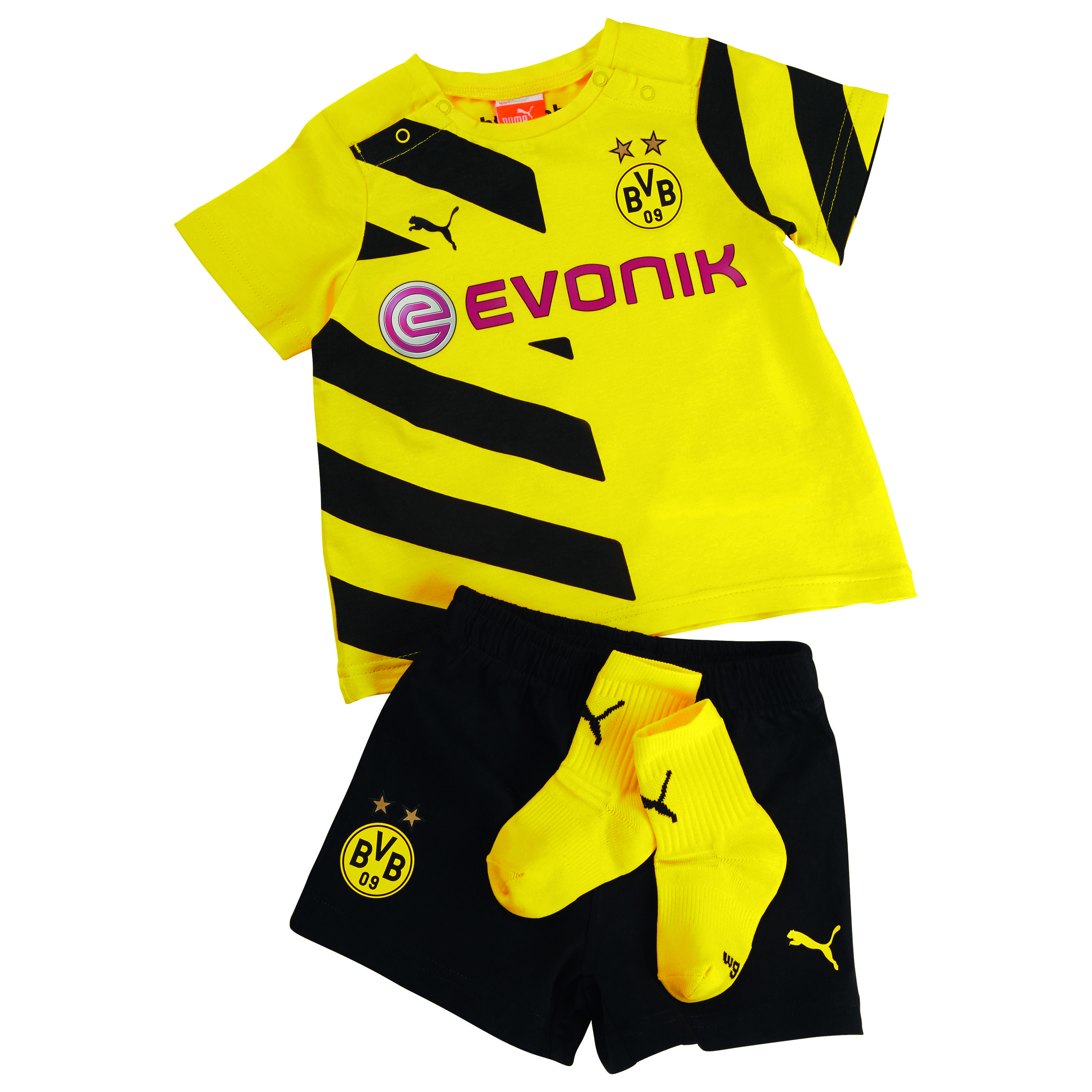 BVB Home Baby Kit 2014/15