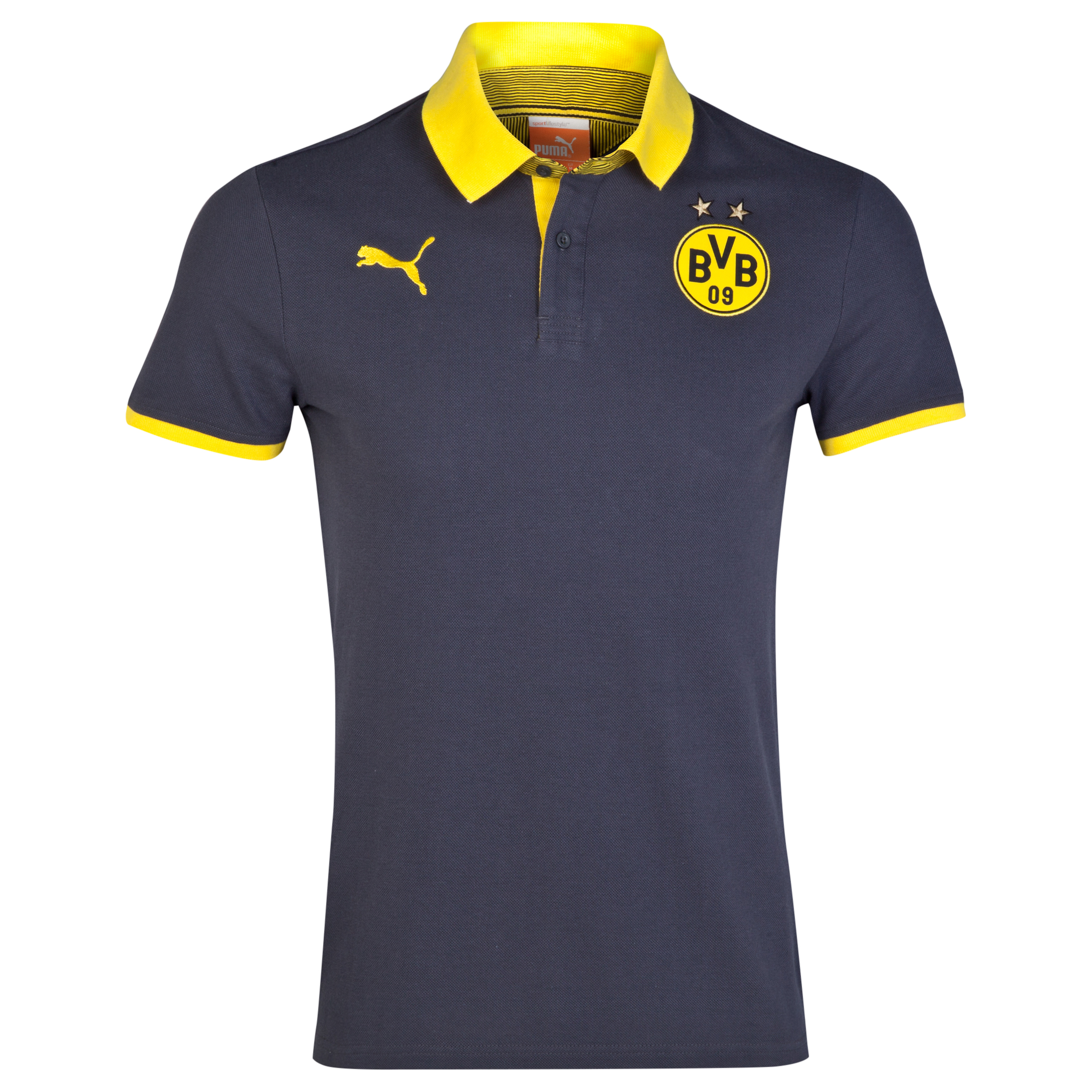 BVB T7 Cotton Polo - Kids