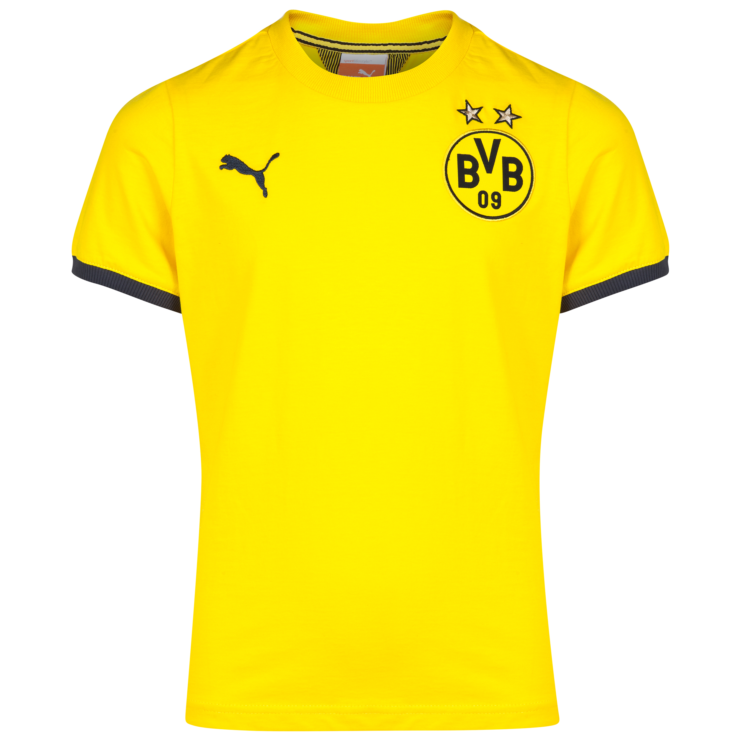 BVB T7 Cotton T-Shirt - Kids