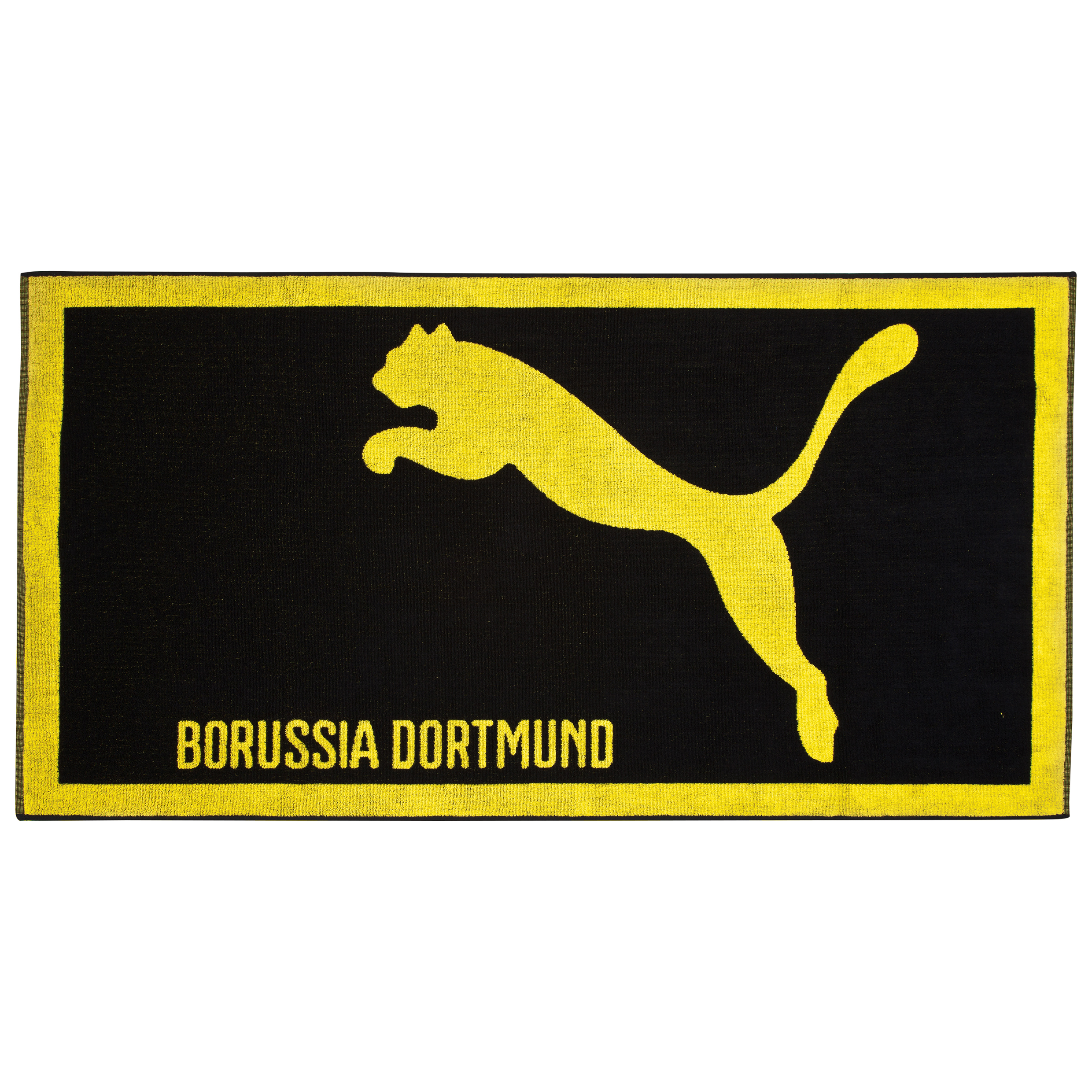 BVB Towel Black