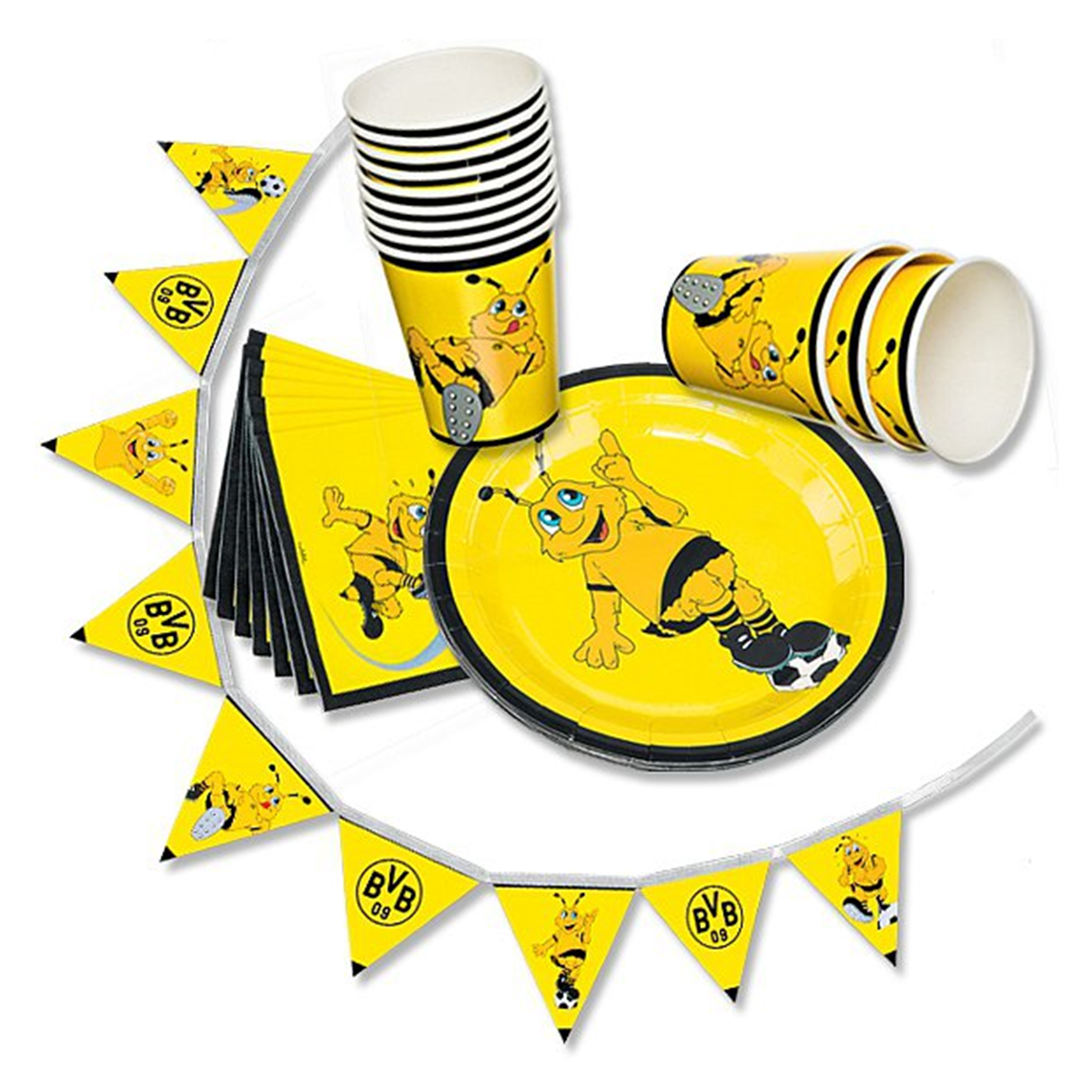 BVB Party Set (31 parts)