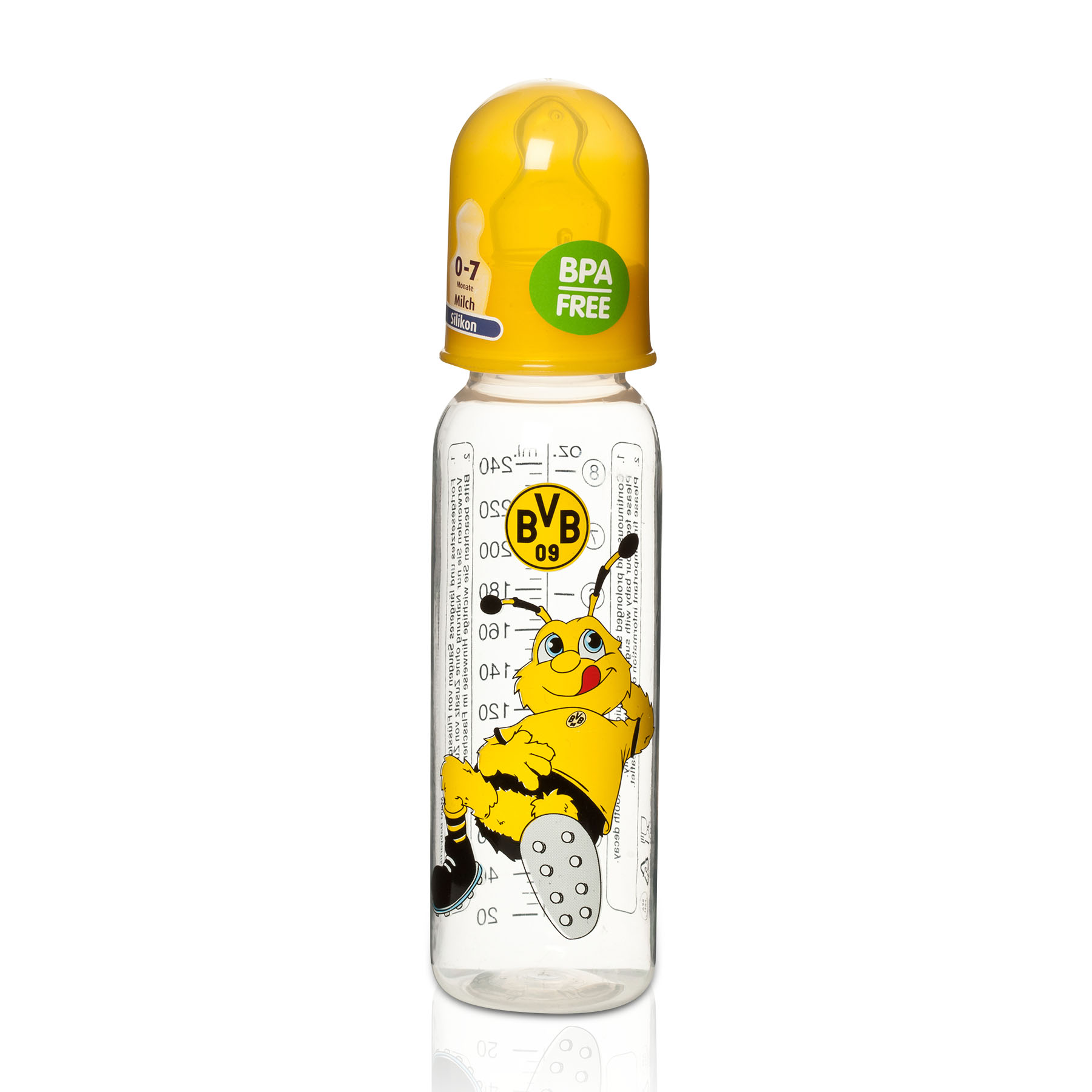 BVB Baby Bottle, Clear