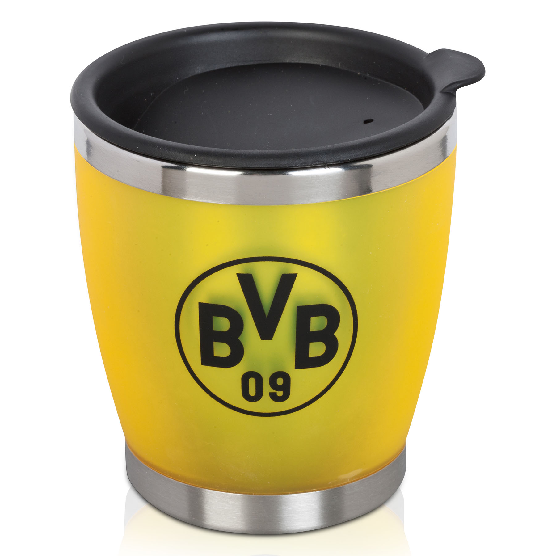 Image of BVB Coffee to go Cup - Small, Yellow