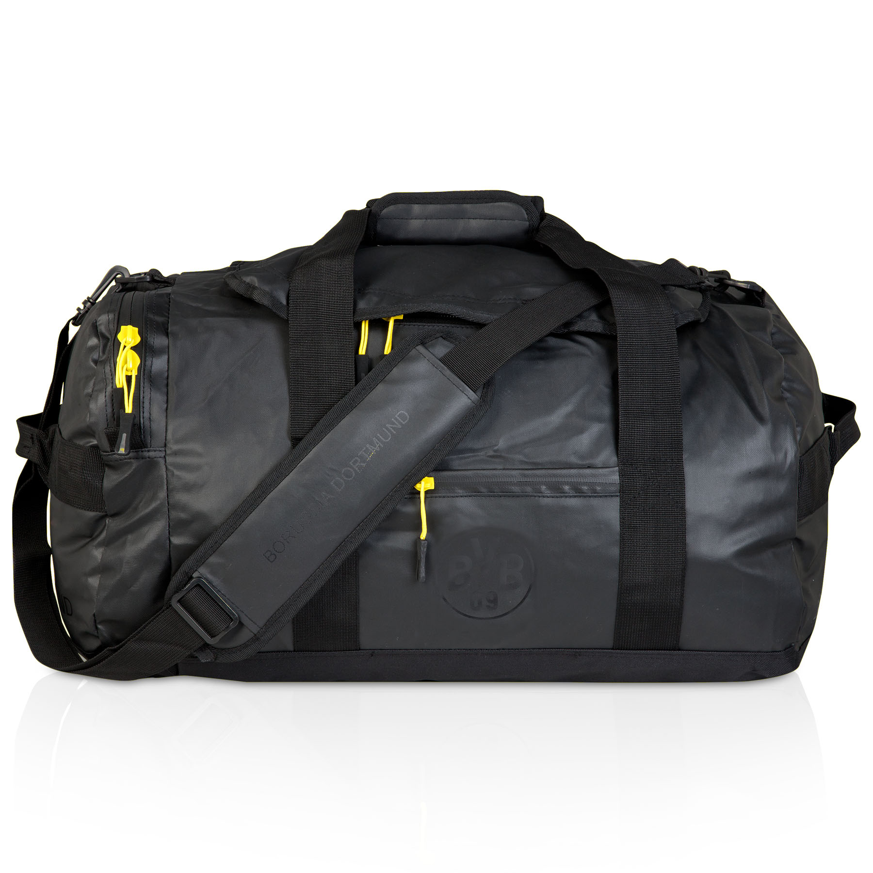 BVB Black Sports Bag