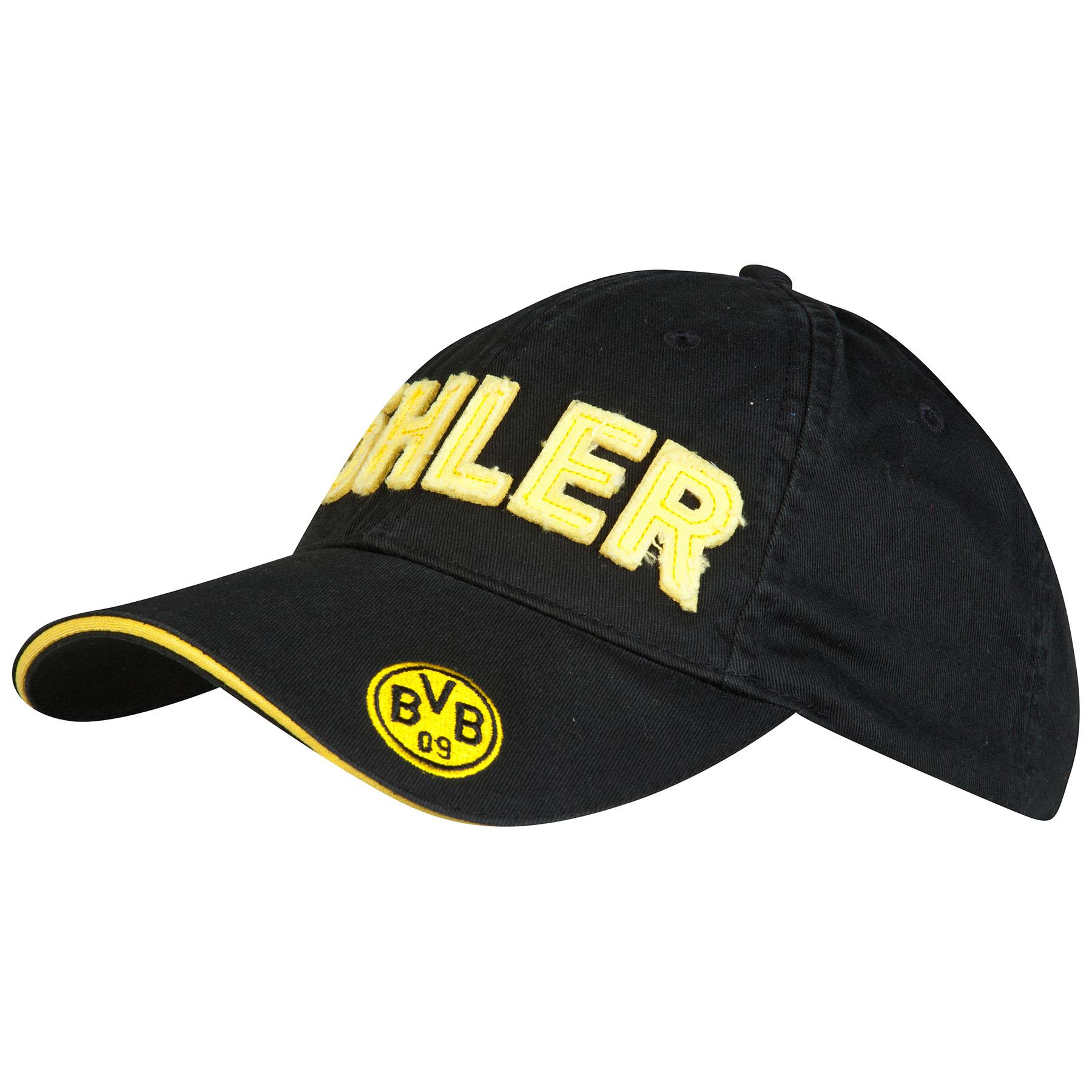 BVB Pohler Cap – Black/Yellow