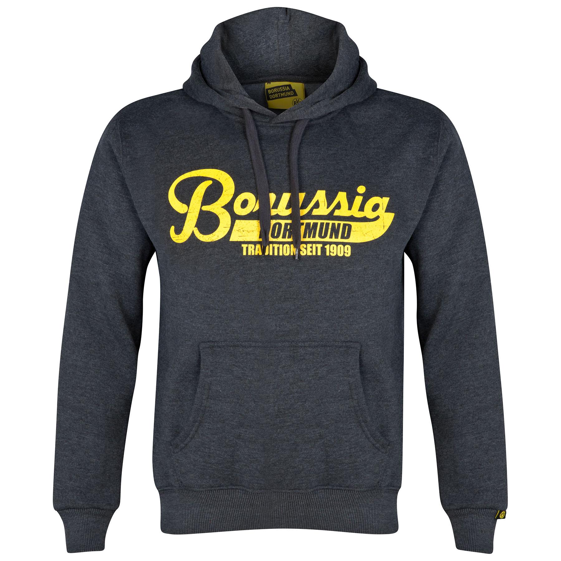 BVB Hoodie - Charcoal