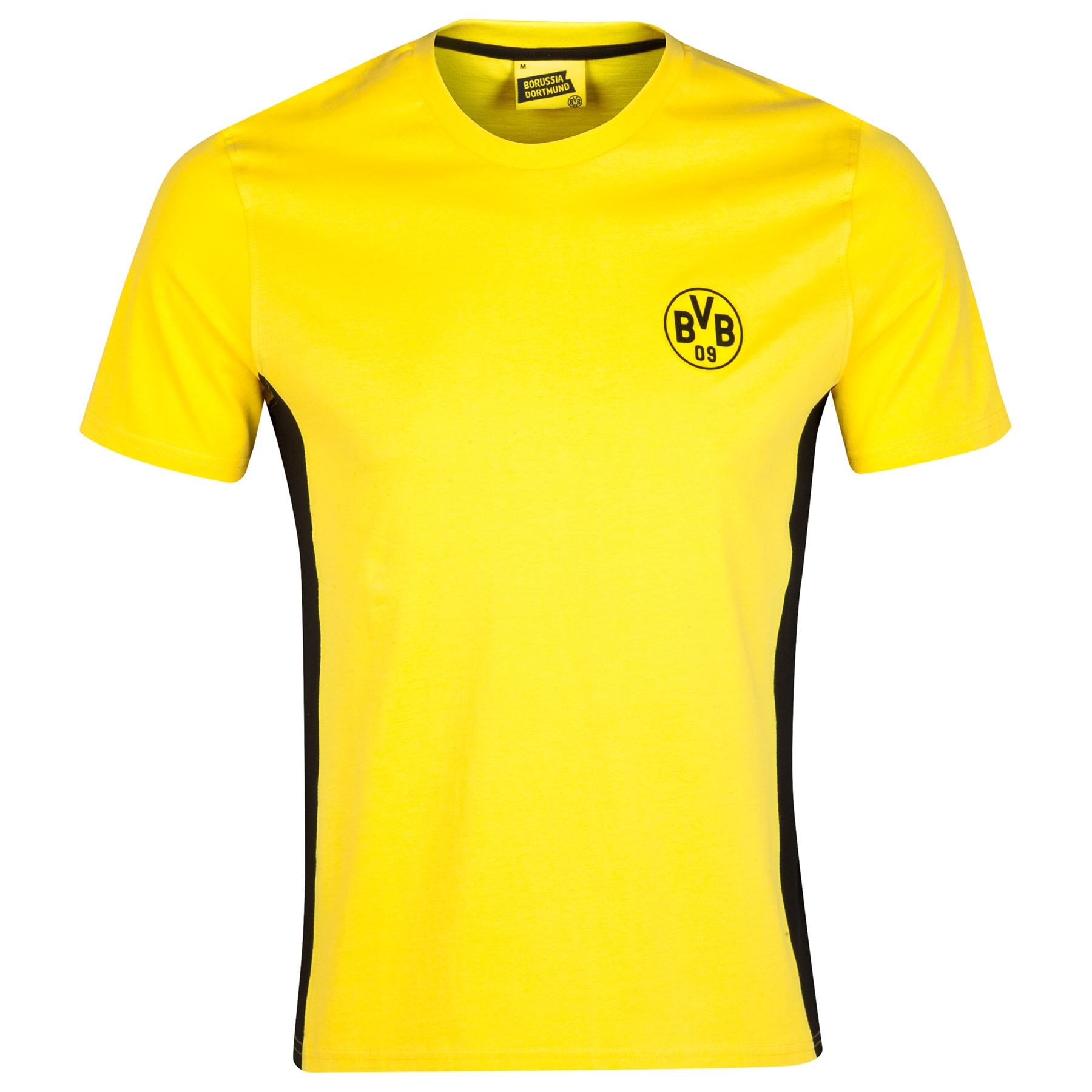 BVB T-Shirt - Yellow - Junior