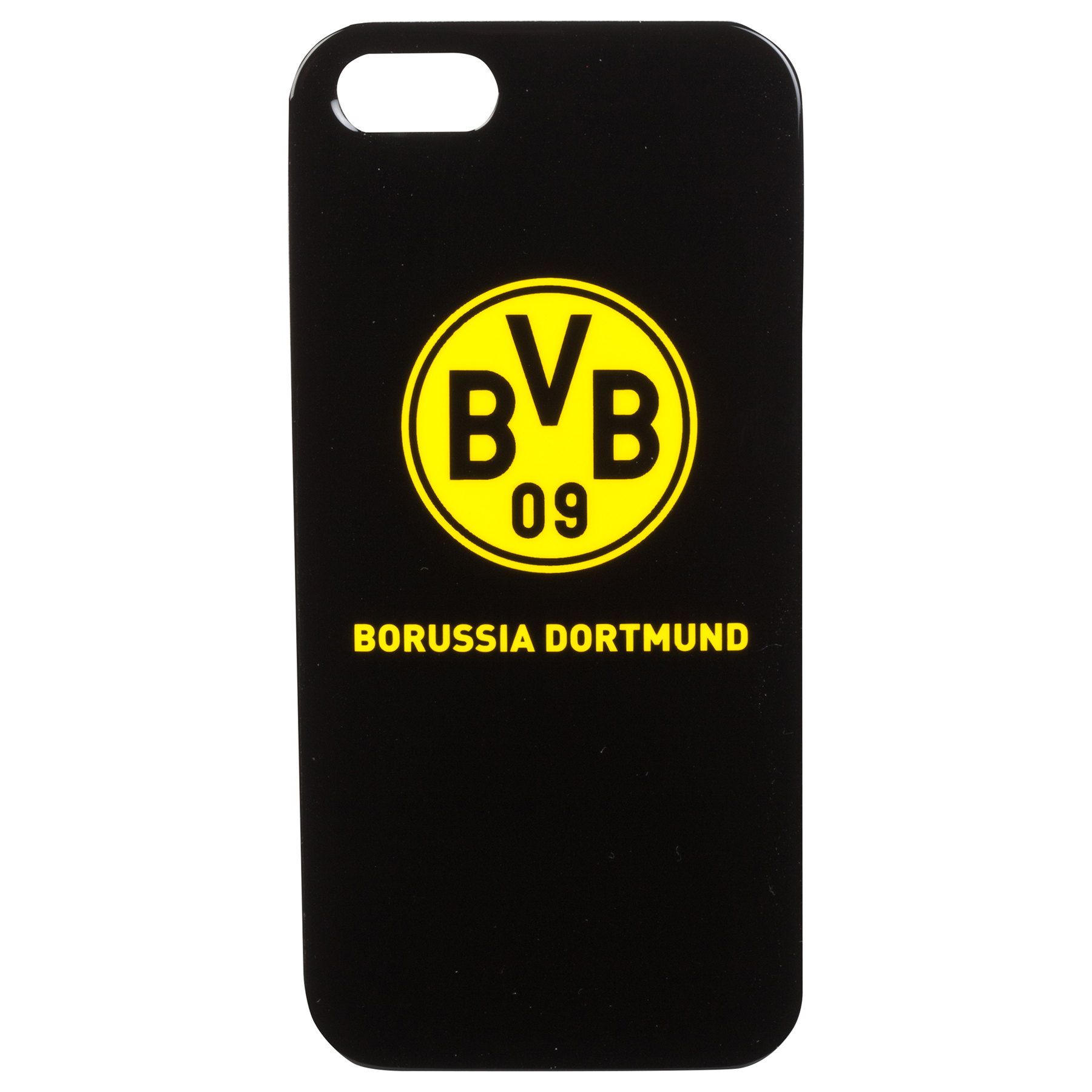 BVB iPhone 5 Back Clip Cover - Black/Yellow