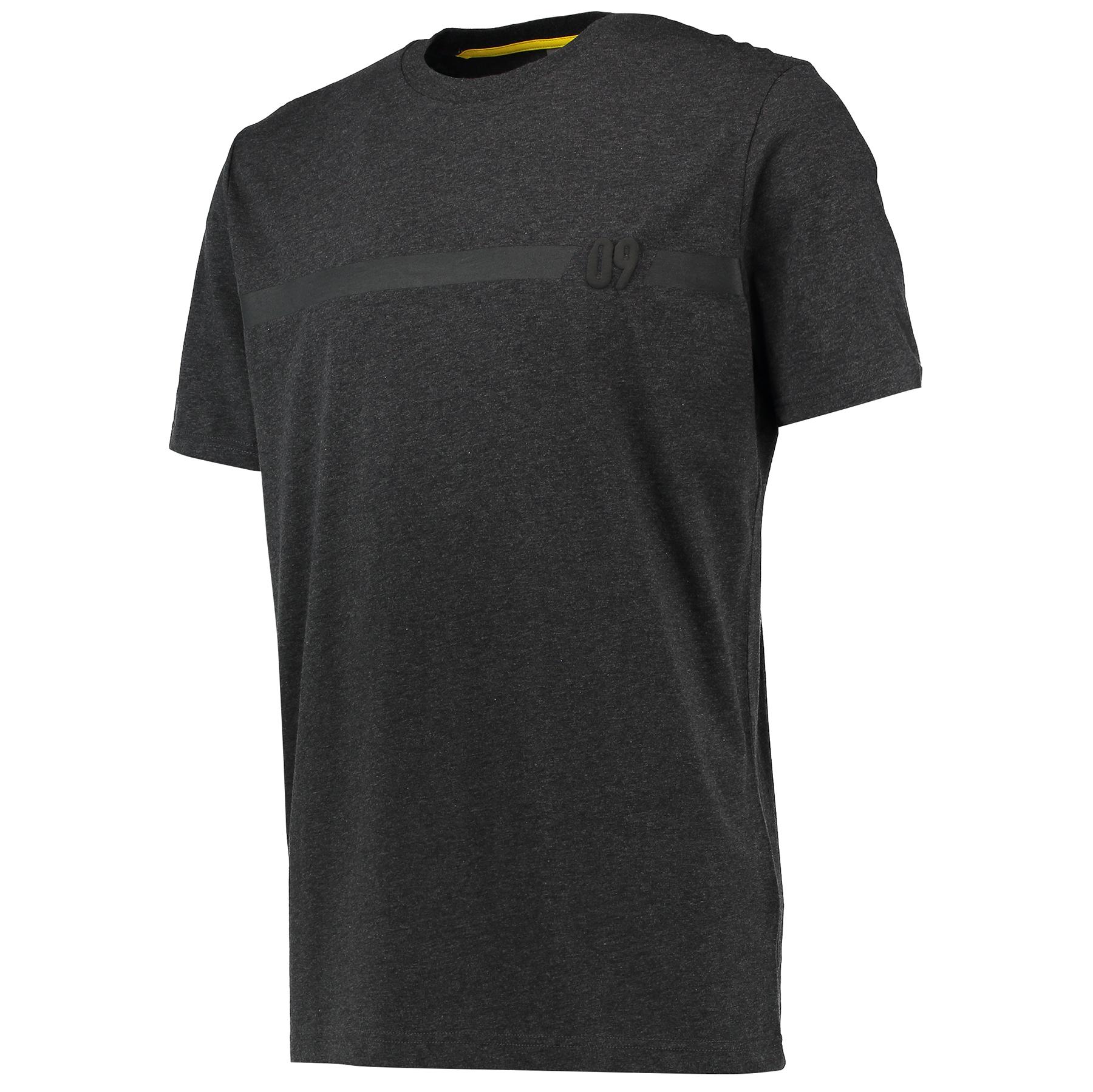 BVB 09 T-Shirt Dk Grey