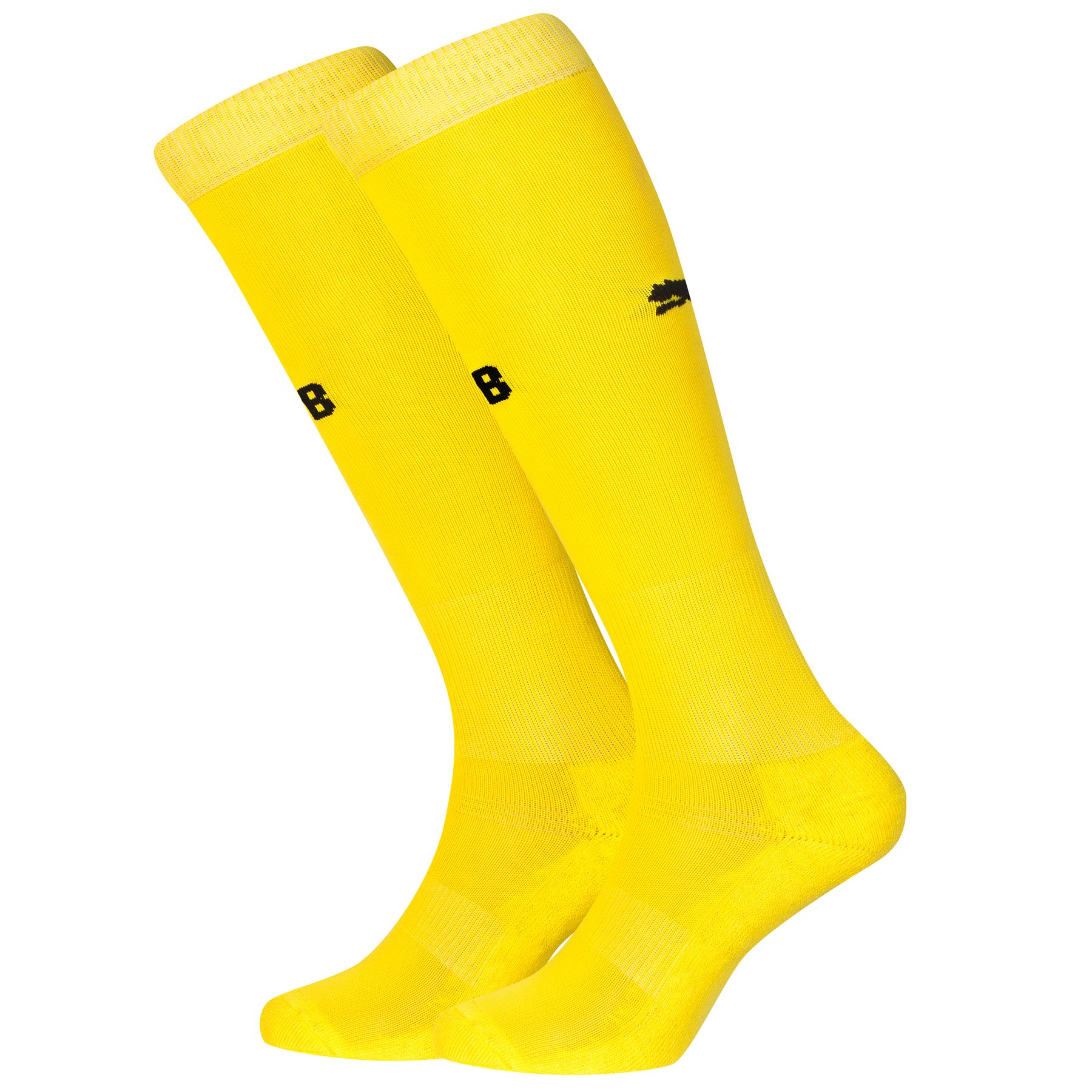 BVB Ambassador Home Socks 201516 Yellow