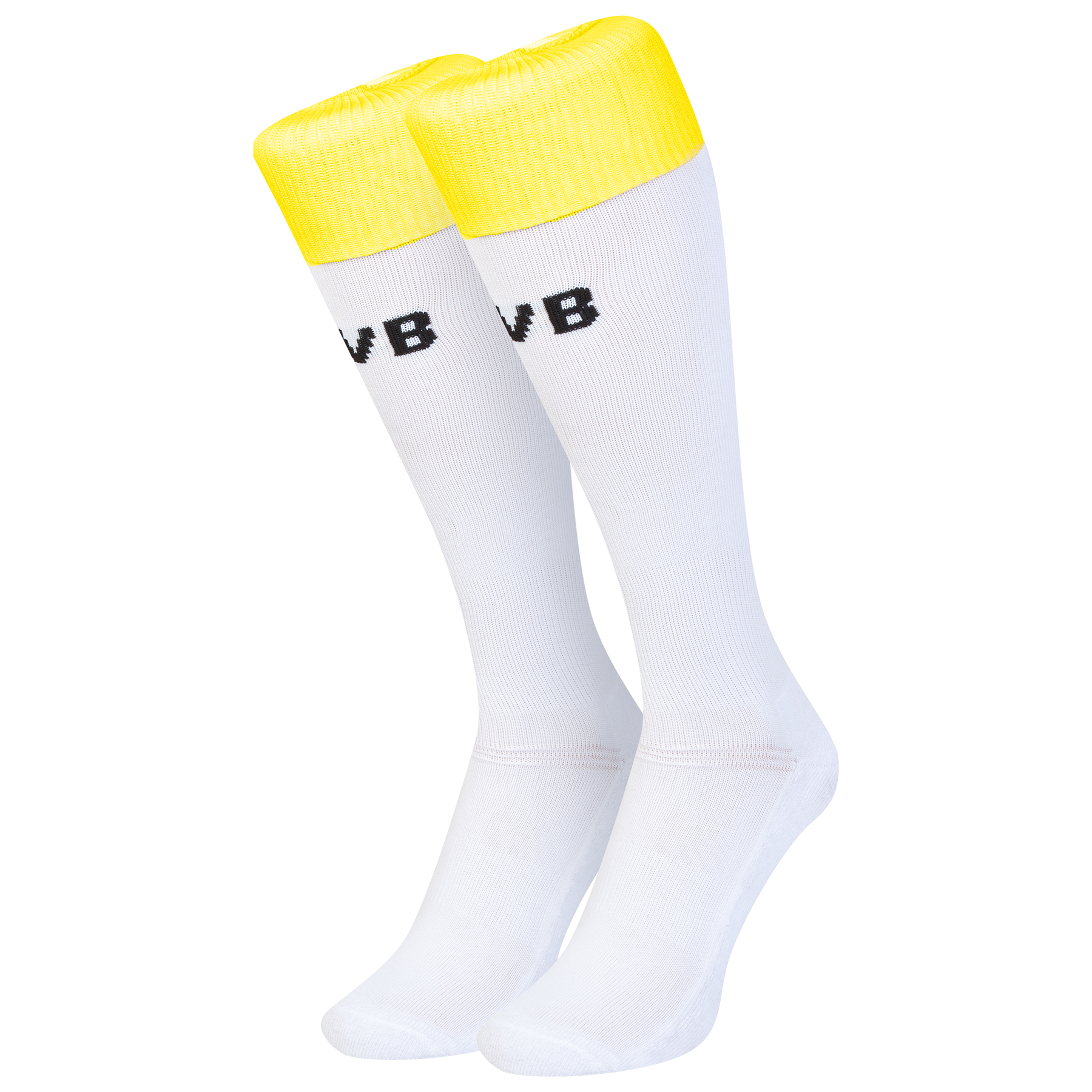 BVB Third Socks 2015/16 White