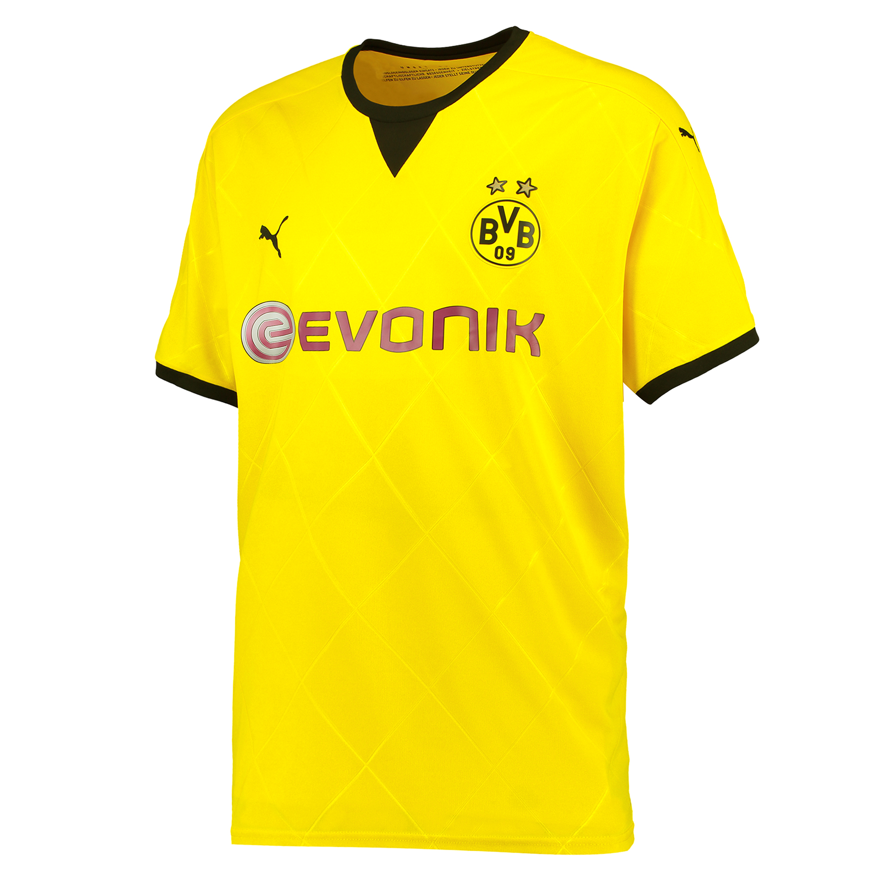 BVB Ambassador Home Shirt 2015/16 – Kids Yellow