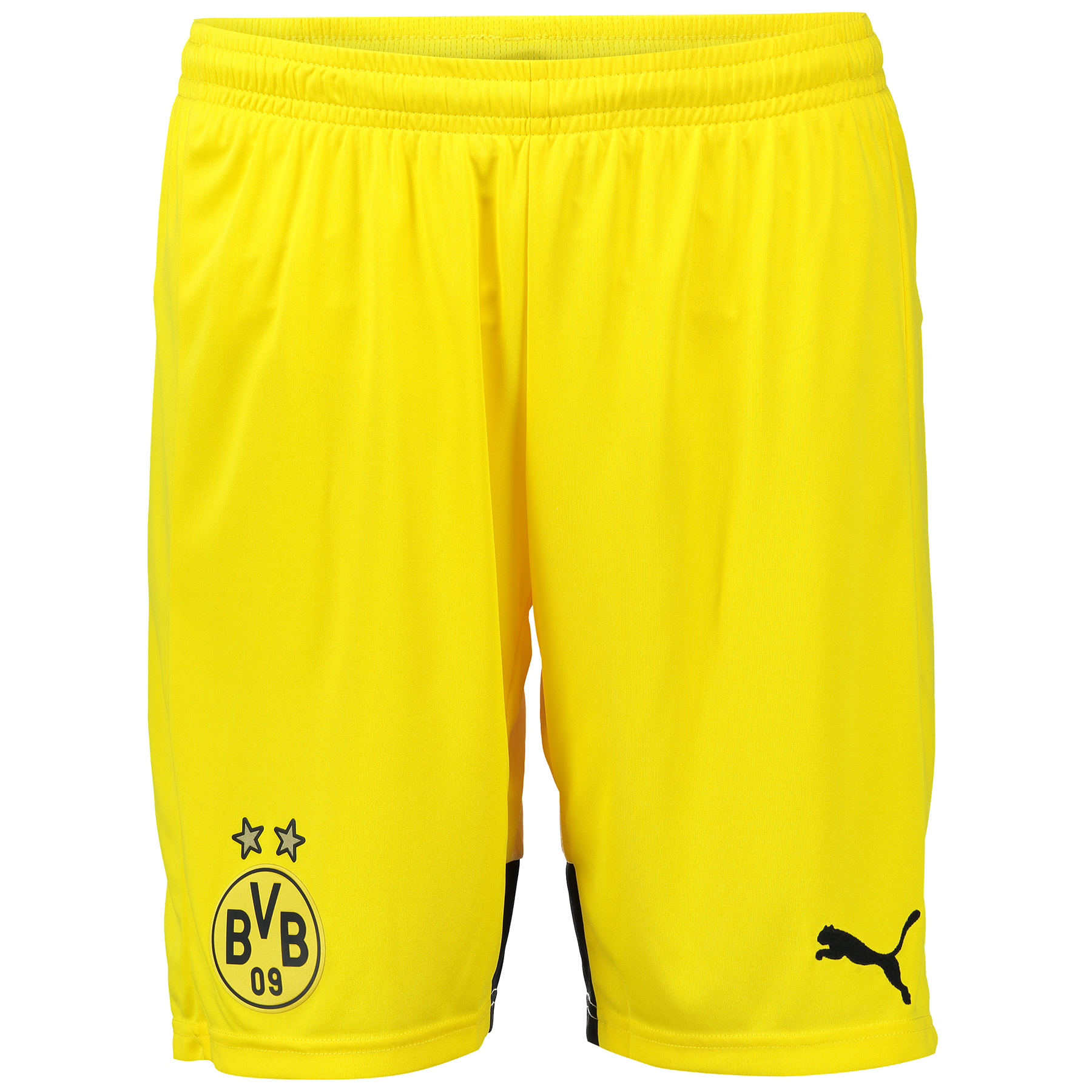 BVB Ambassador Home Shorts 2015/16 - Kids Yellow