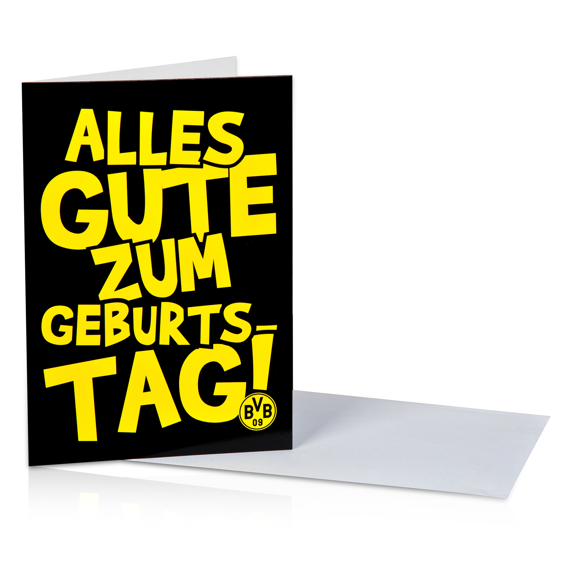Image of BVB Birthday Card, N/A