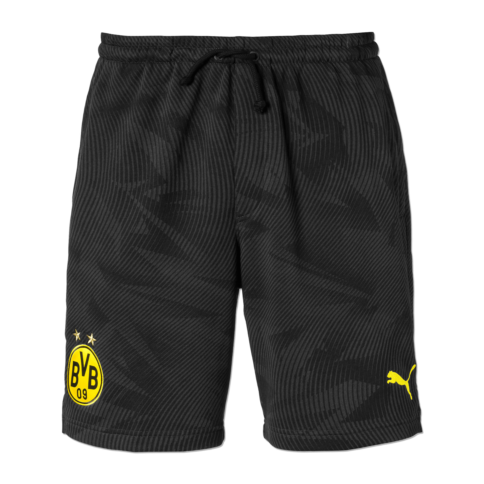 BVB Casuals Sweat Shorts - Black