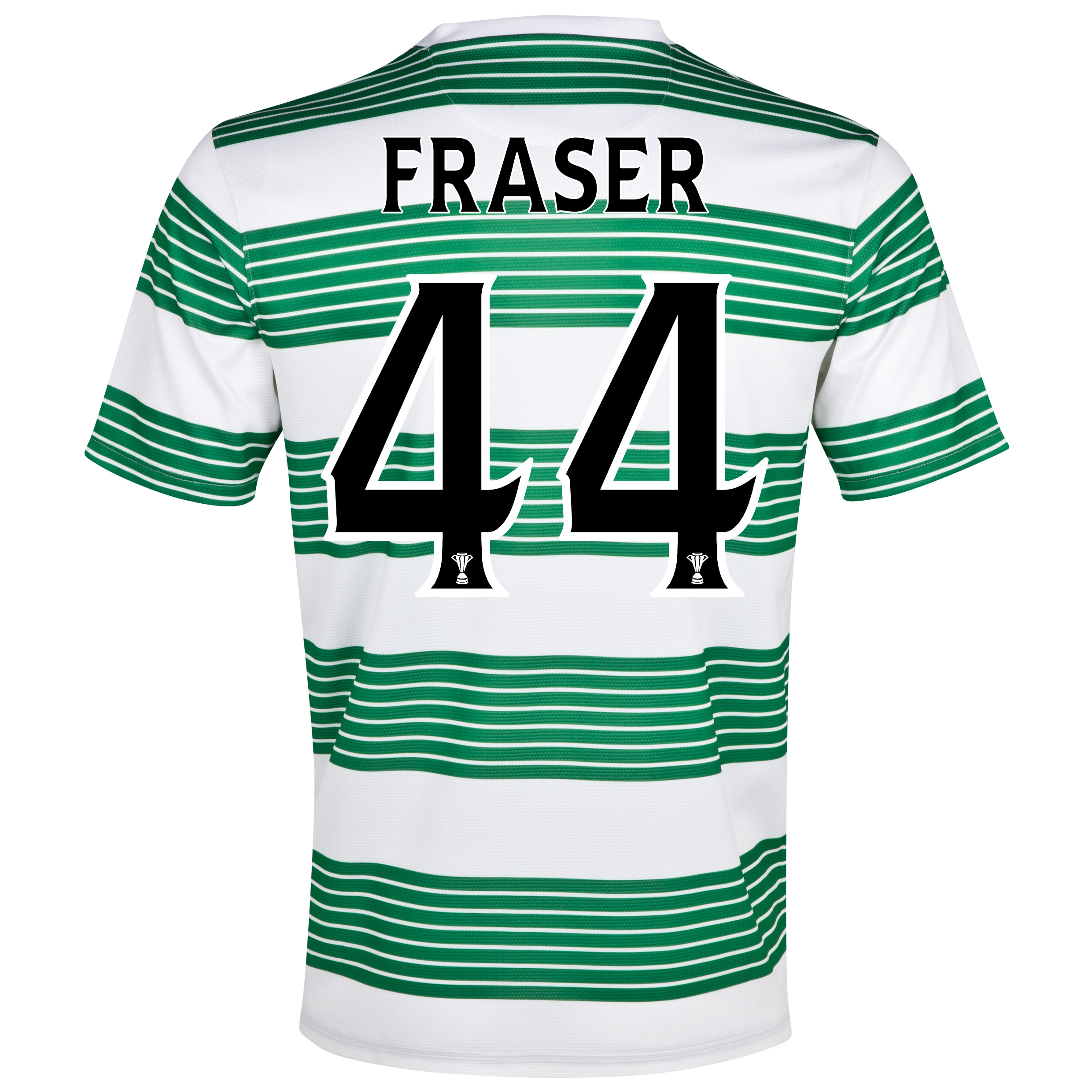 Celtic Home Shirt 2013/15 - Kids with Fraser 44 printing