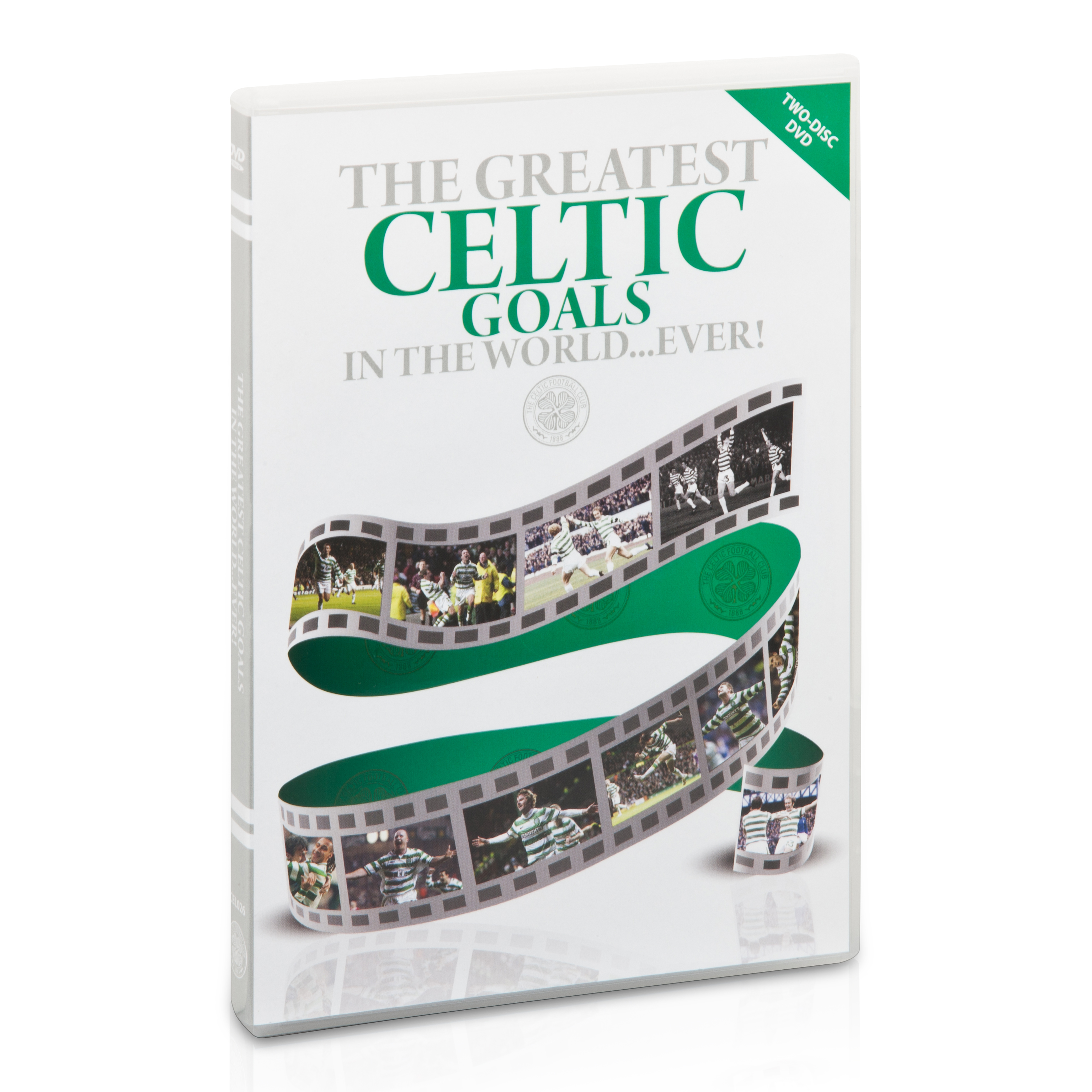 The Greatest Celtic Goals in the World Ever DVD